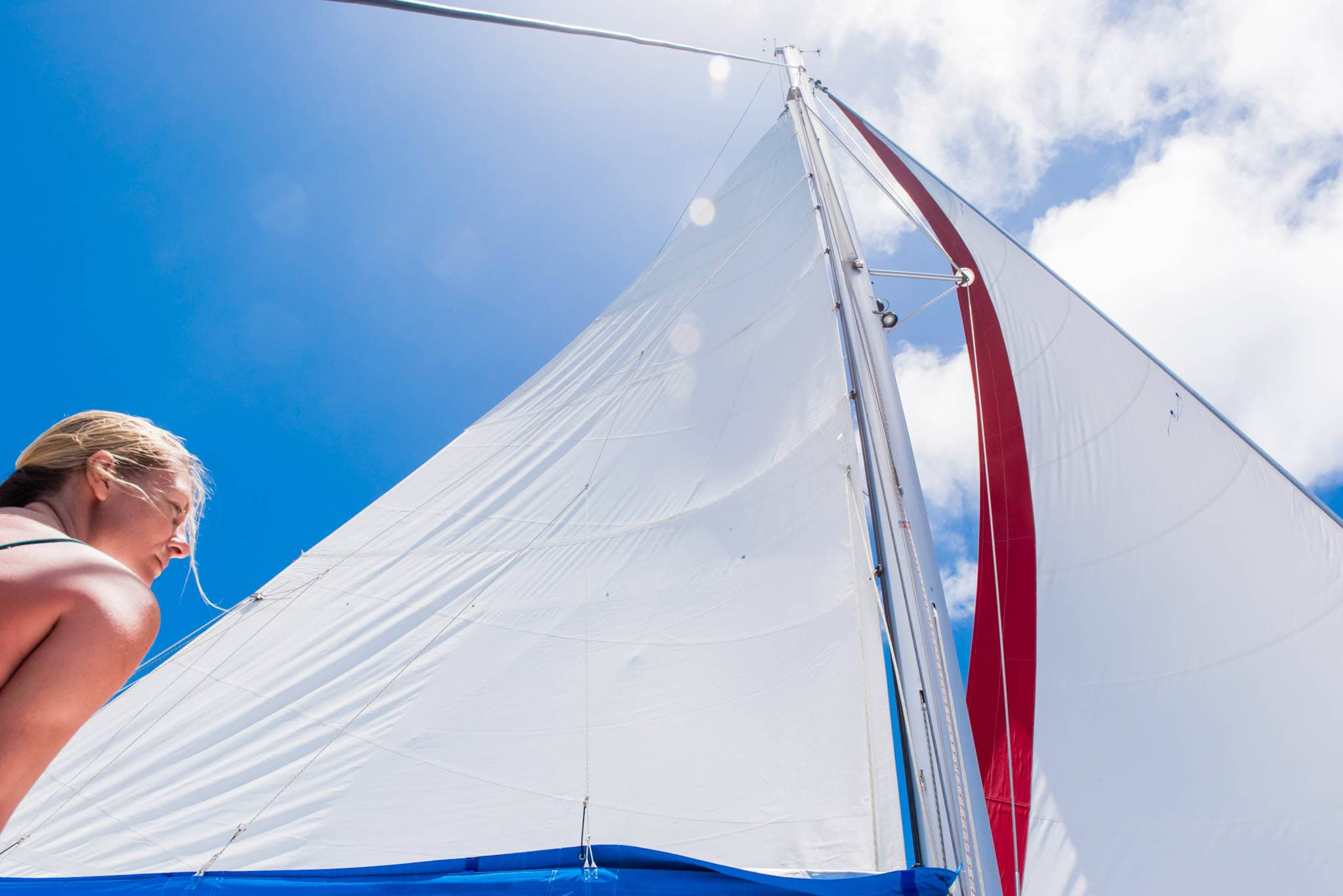 Sunsail Sail Away Giveaway beautiful beach