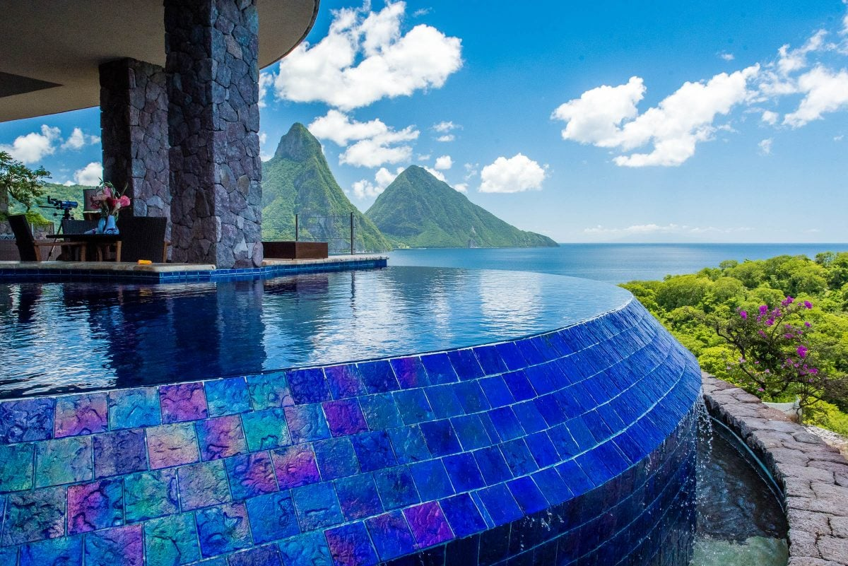 The private infinity pools defy belief