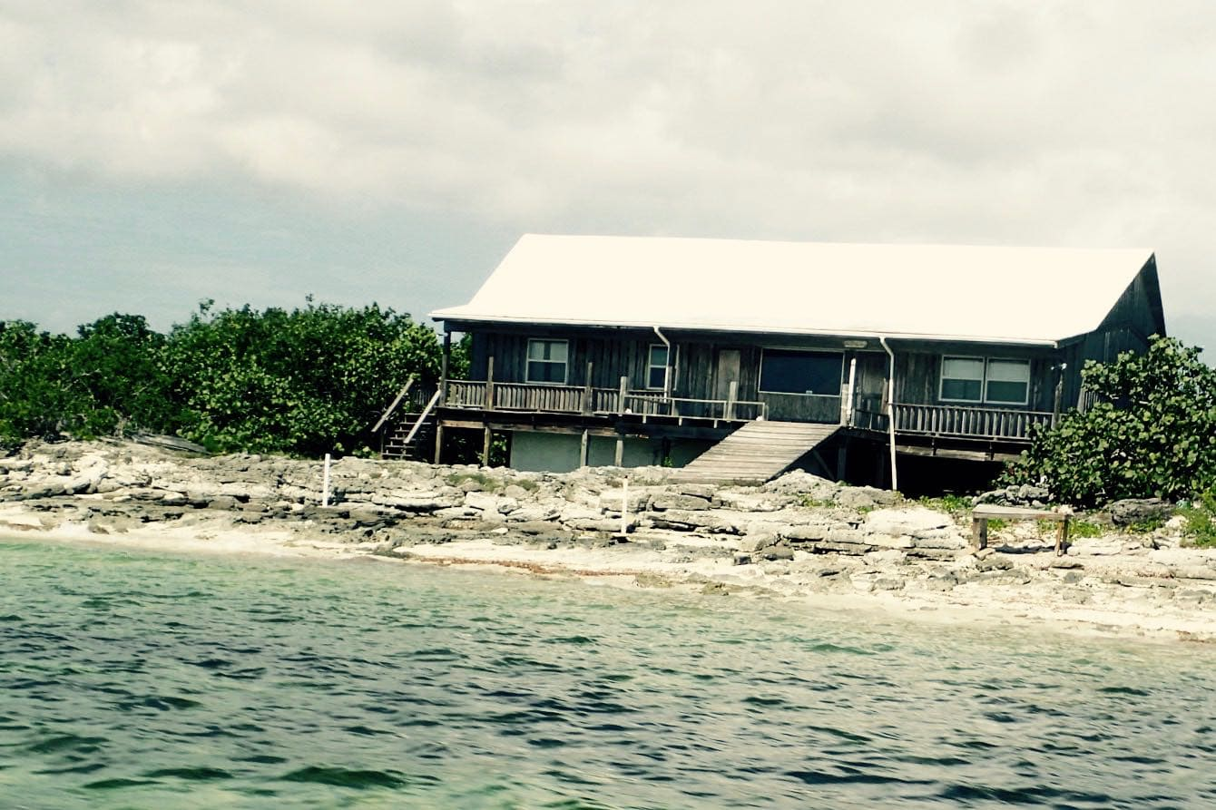Old School Fishing Lodge on Deep Water Cay, The Bahamas