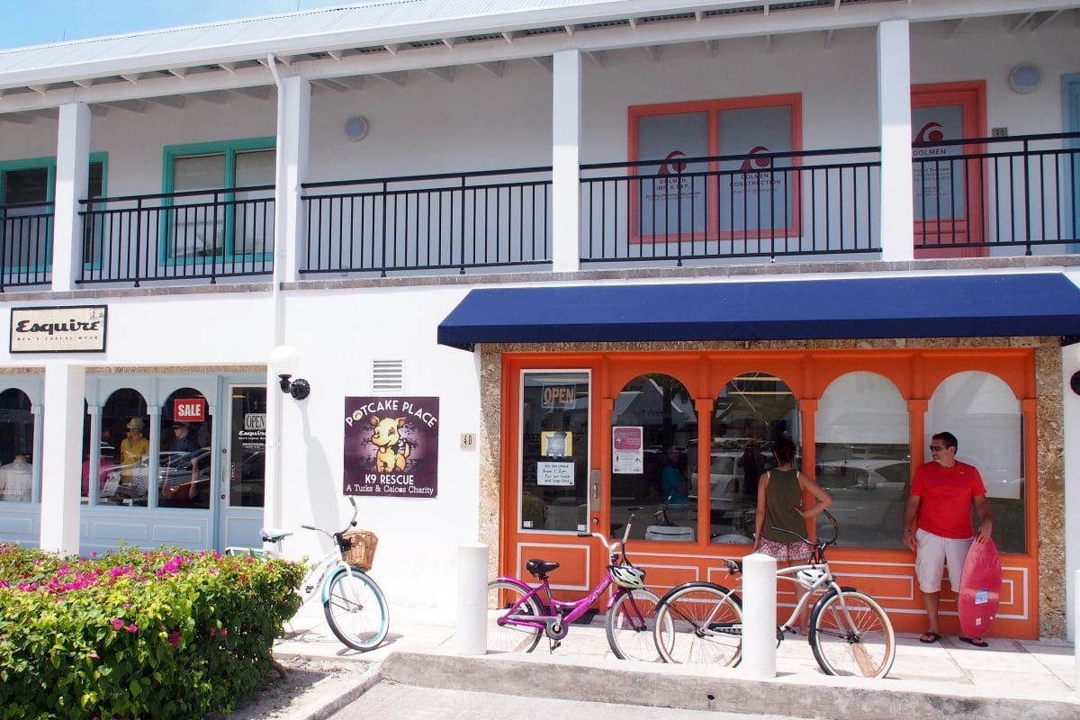 Potcake Place in Provo, Turks and Caicos | SBPR
