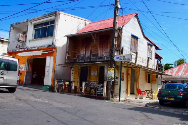 Caco's Bar in Trois-Rivieres, Guadeloupe | SBPR