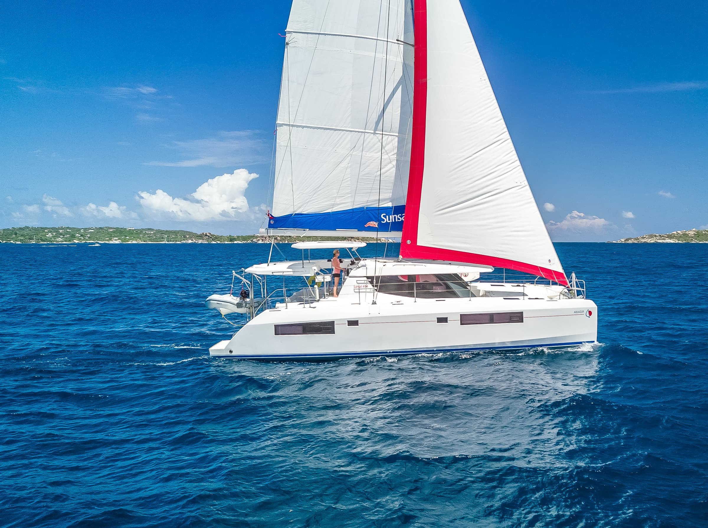 Sail the BVI's with The Uncommon Caribbean x Sunsail BVI's Rum & The Sea Giveaway