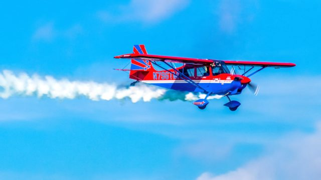The Grand Bahama Island Air Show Photo by Jim Moore/AOPA