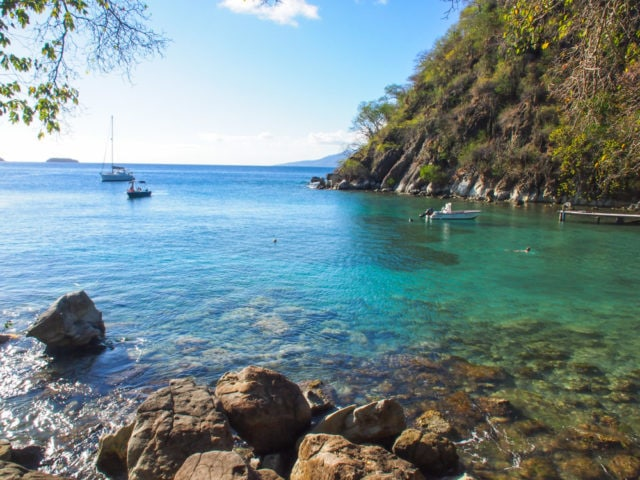 Pain de Sucre playground, Guadeloupe