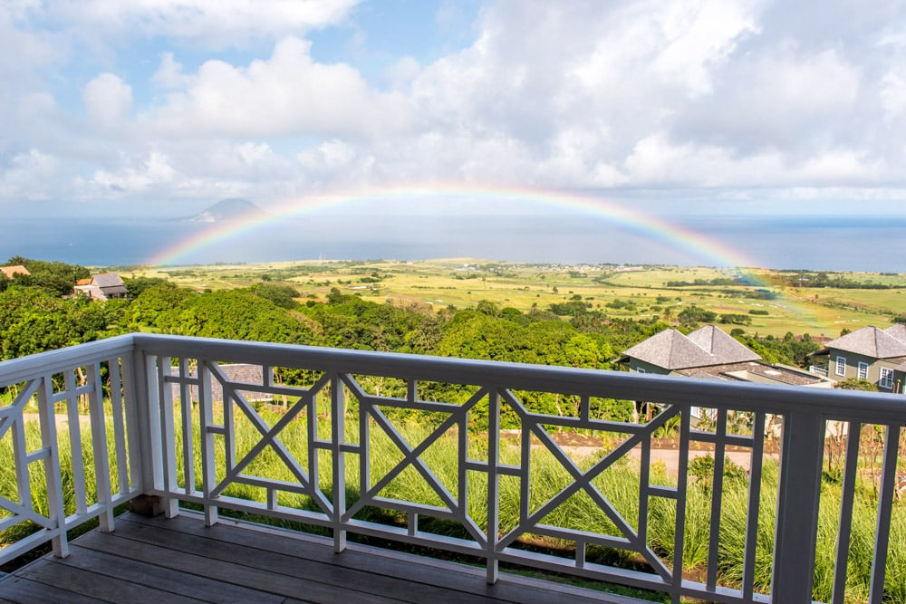 Belle Mont Farm Rainbow in St. Kitts | Credit: Patrick Bennett