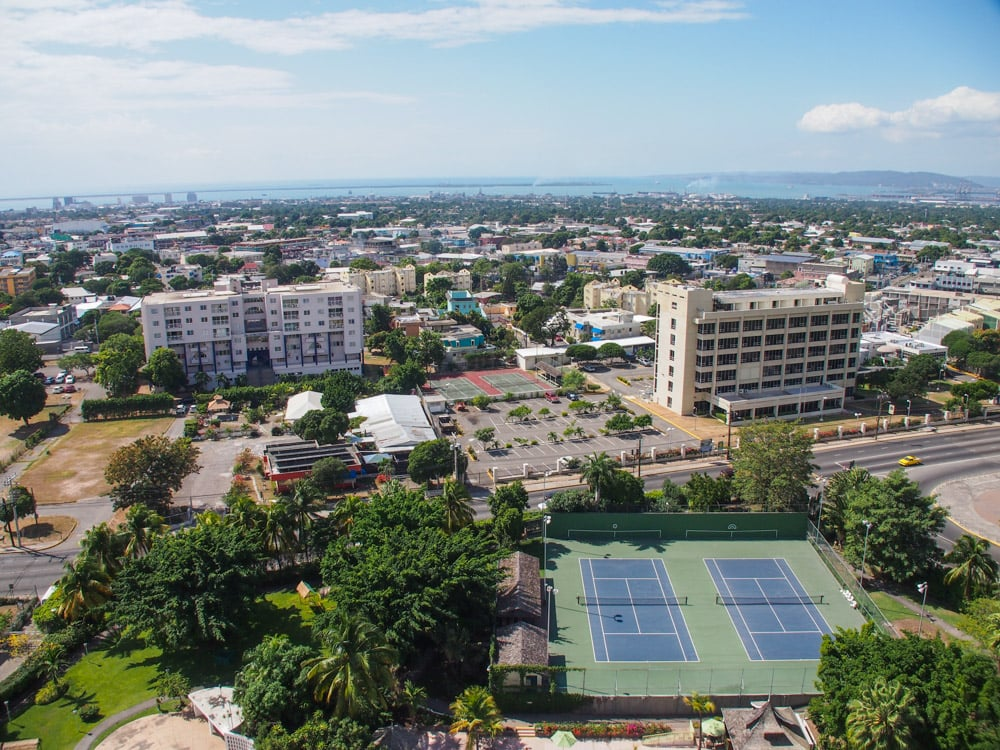 Jamaica Pegasus City View | SBPR