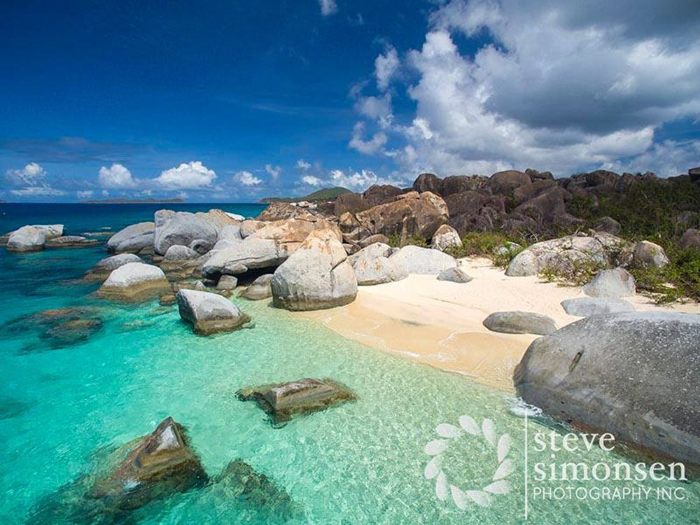 The Baths, BVI's | Photo credit: Steve Simonsen
