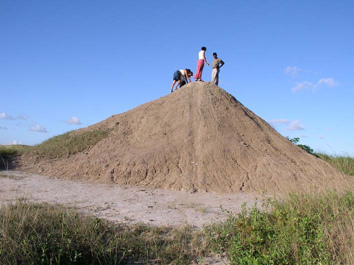 Mud Volcano in Trinidad | Photo credit: Flickr user Jennie