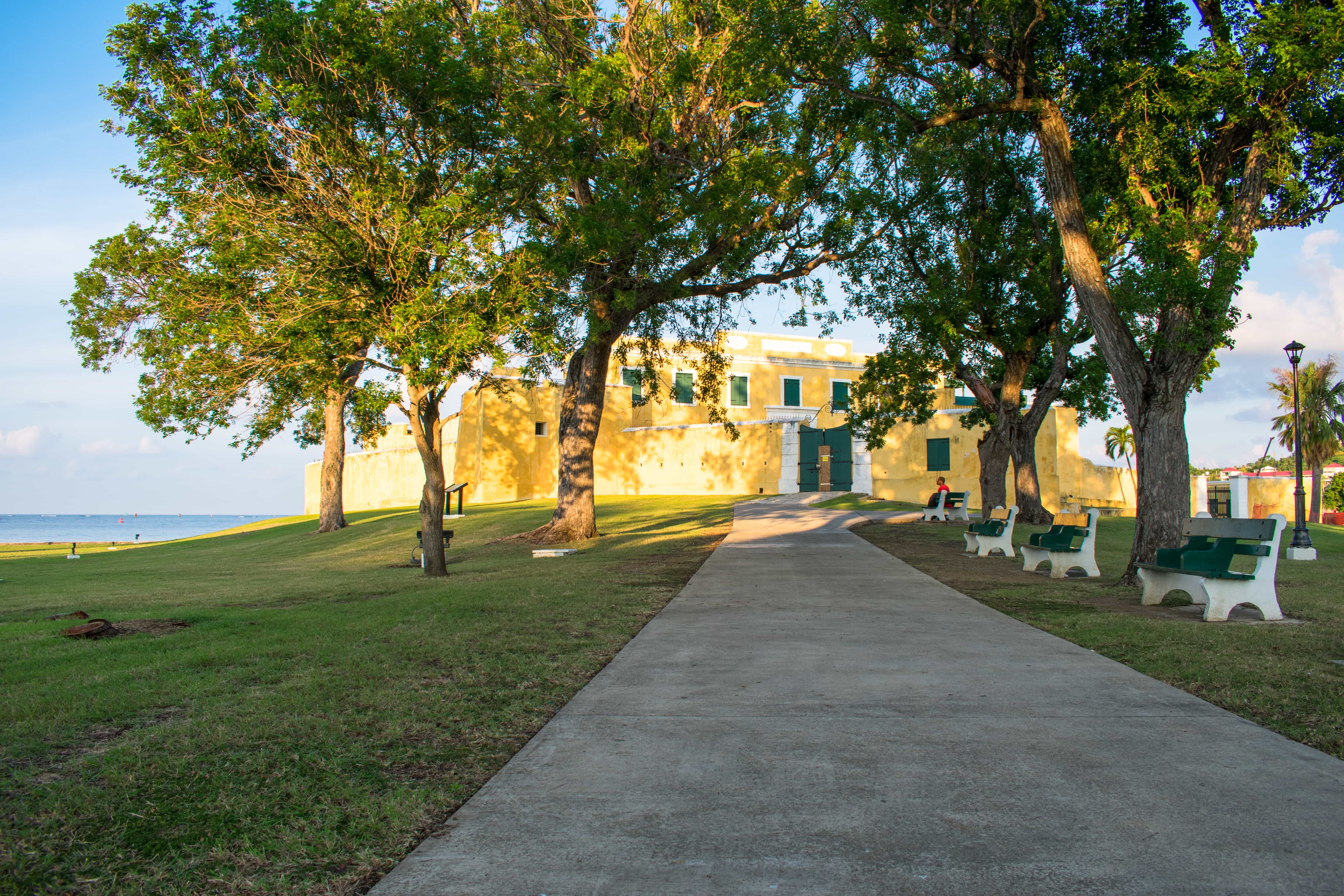 History and natural beauty abound in Christiansted, St. Croix | SBPR
