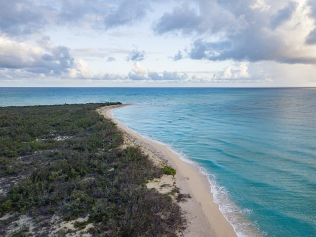 Sandy Point, Frederiksted, St. Croix – December 20, 2017 | Credit: Patrick Bennett