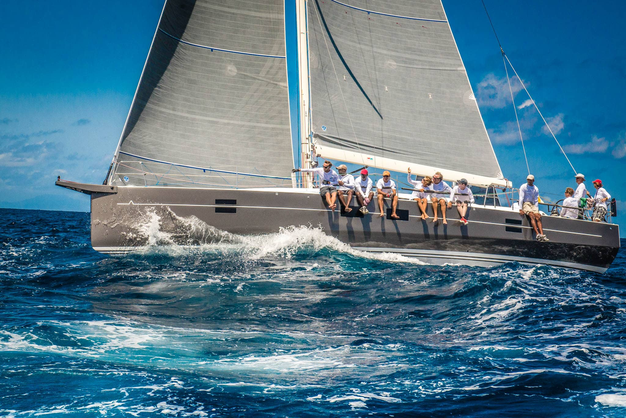 Antigua Sailing Week by Patrick Bennett