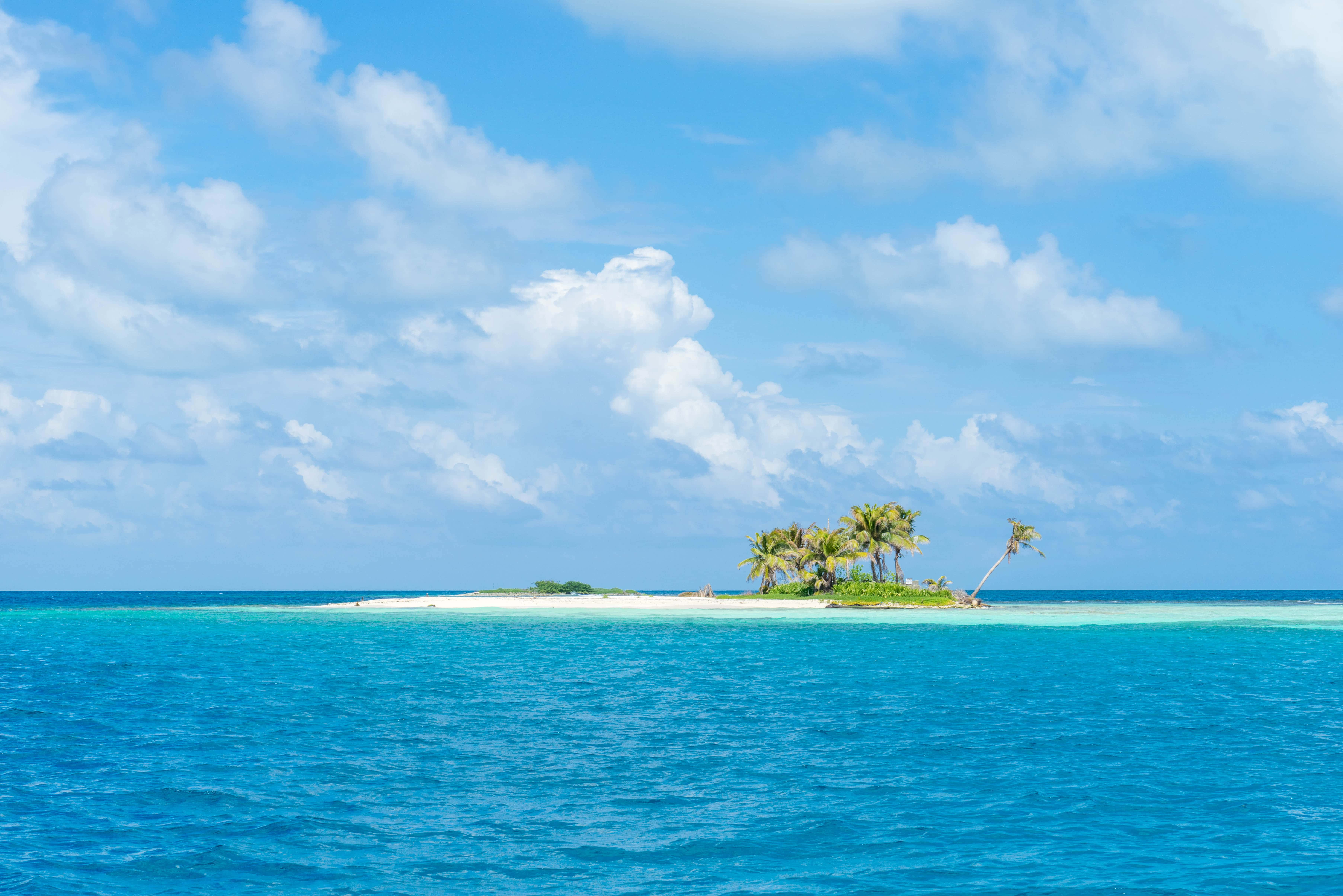 Beaches of the Silk Cayes
