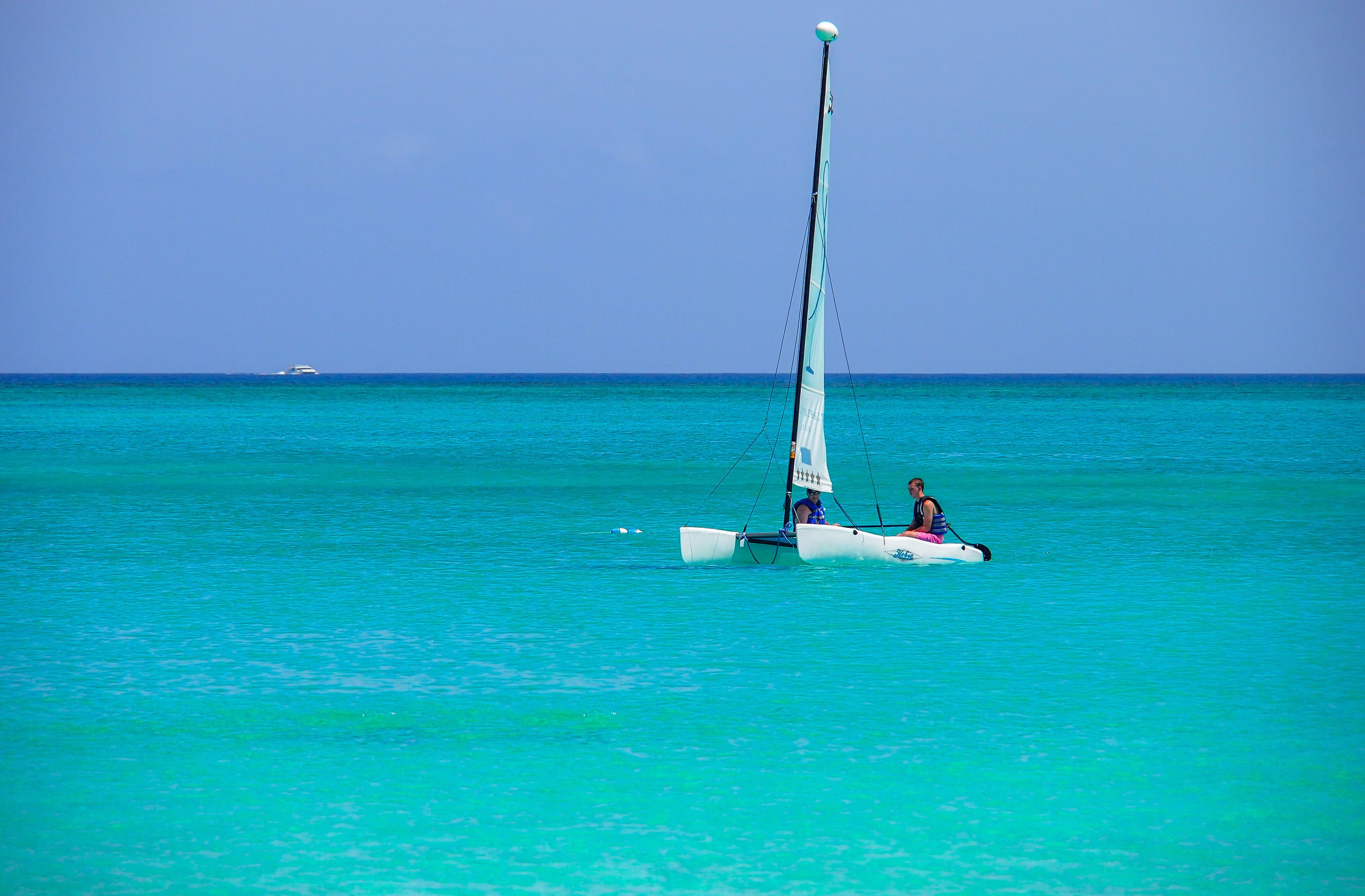 Smooth sailing, Turks and Caicos | SBPR