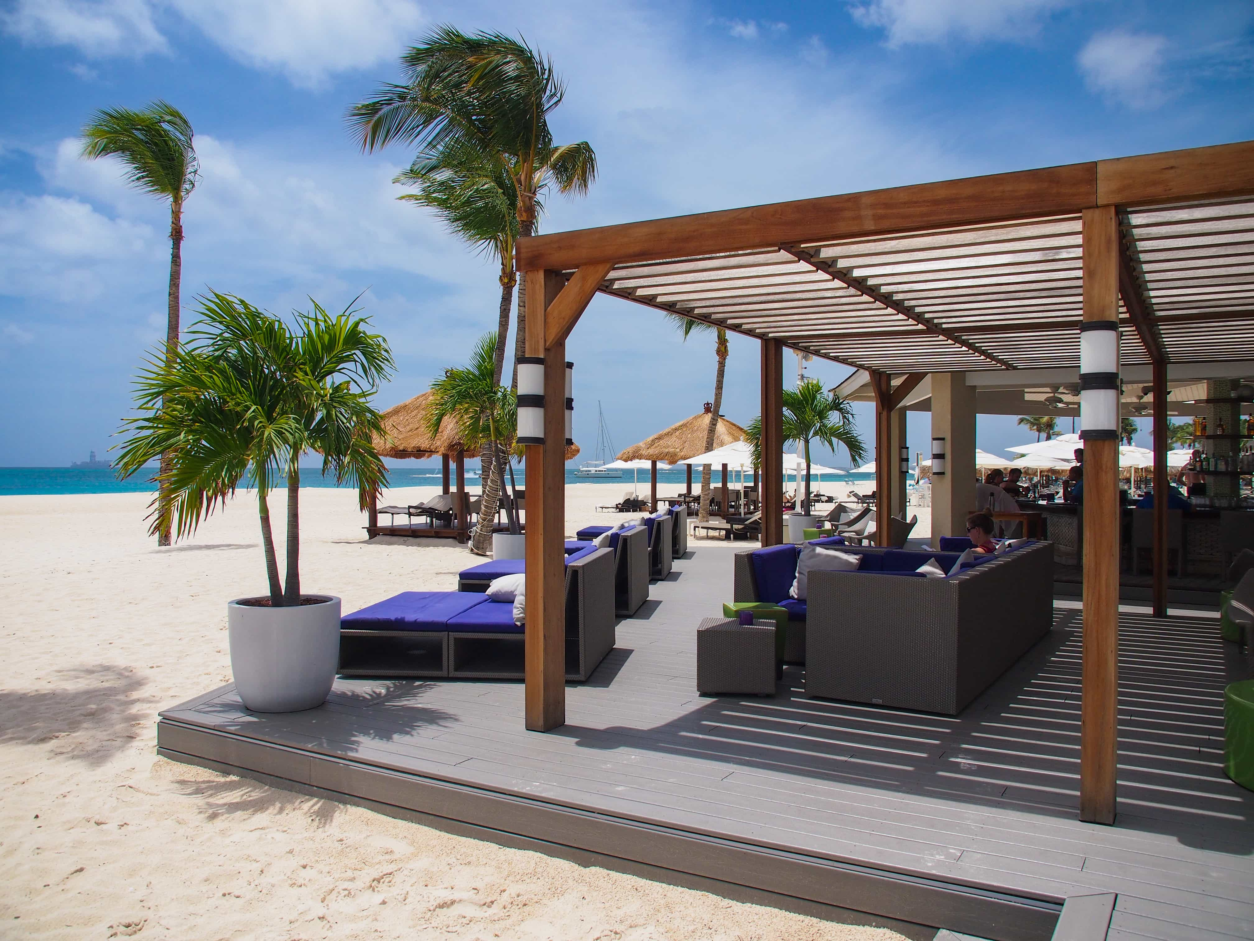 Beachside at Bucuti and Tara Beach Resort, Aruba | SBPR