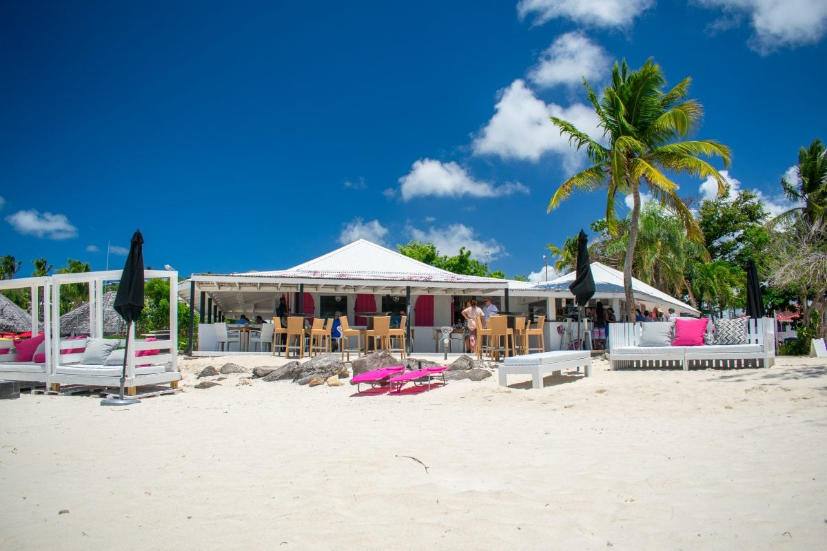 Ana's on the Beach, Antigua | SBPR