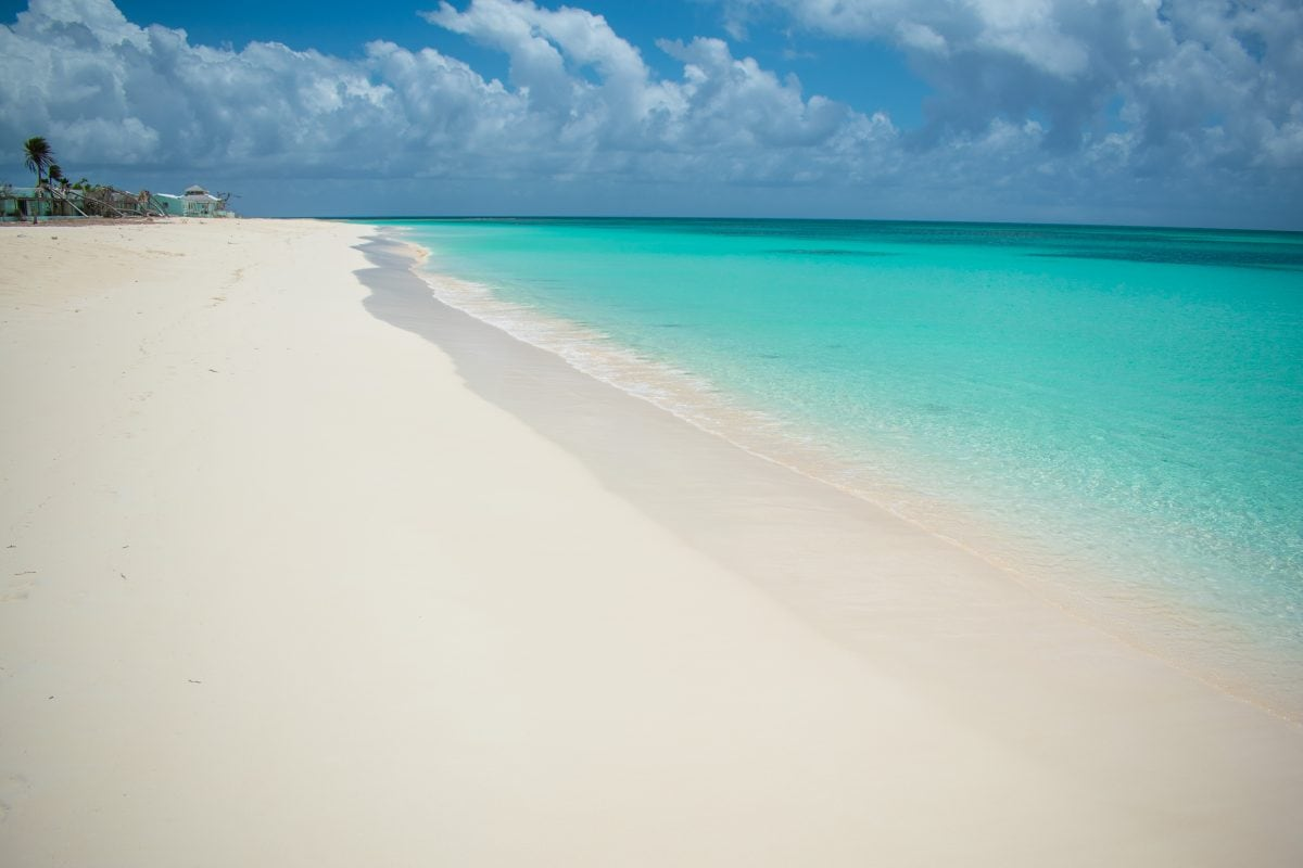 Princess Diana Beach at Cocoa Point, Barbuda | SBPR