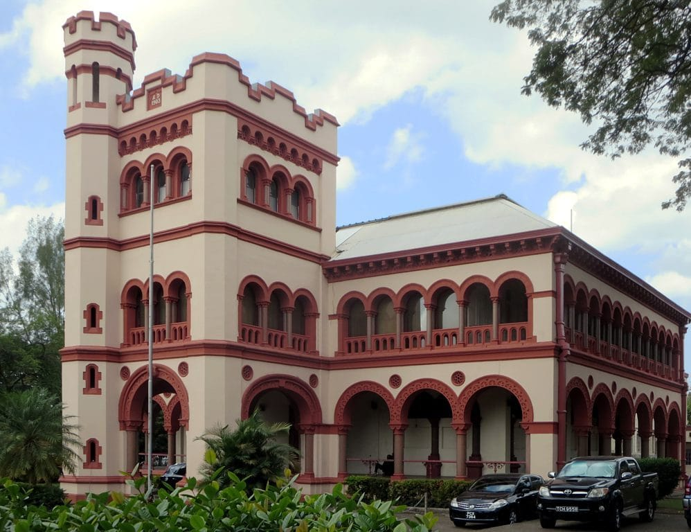 Archbishop's Palace, Trinidad | Credit: Flickr user David Stanley