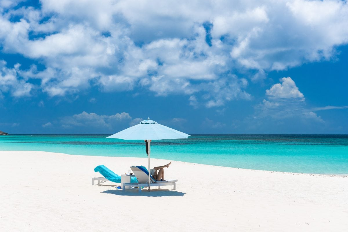 The Anguilla Visitor Application could get you here