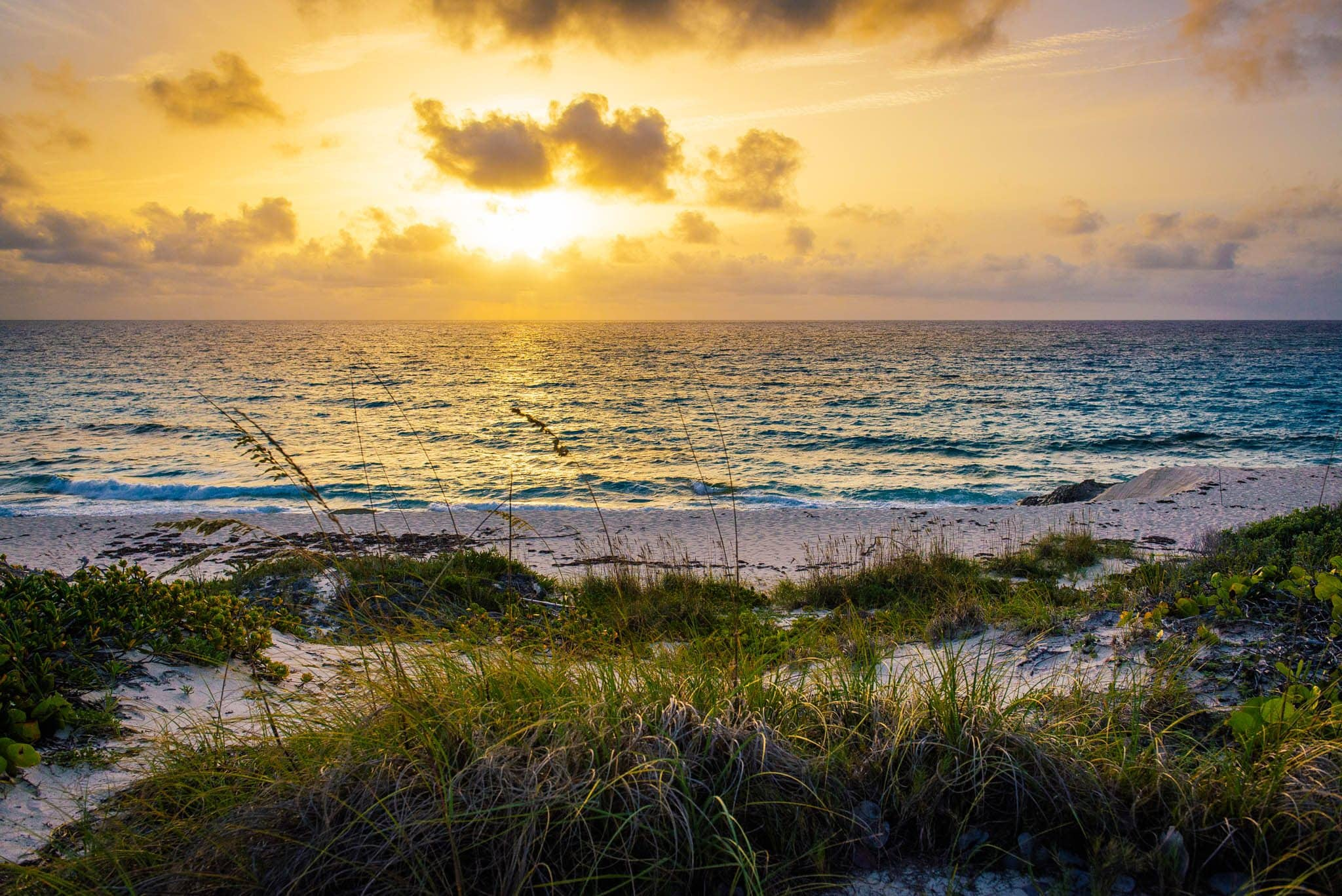 Beautiful Sunrises - Staniel Cay