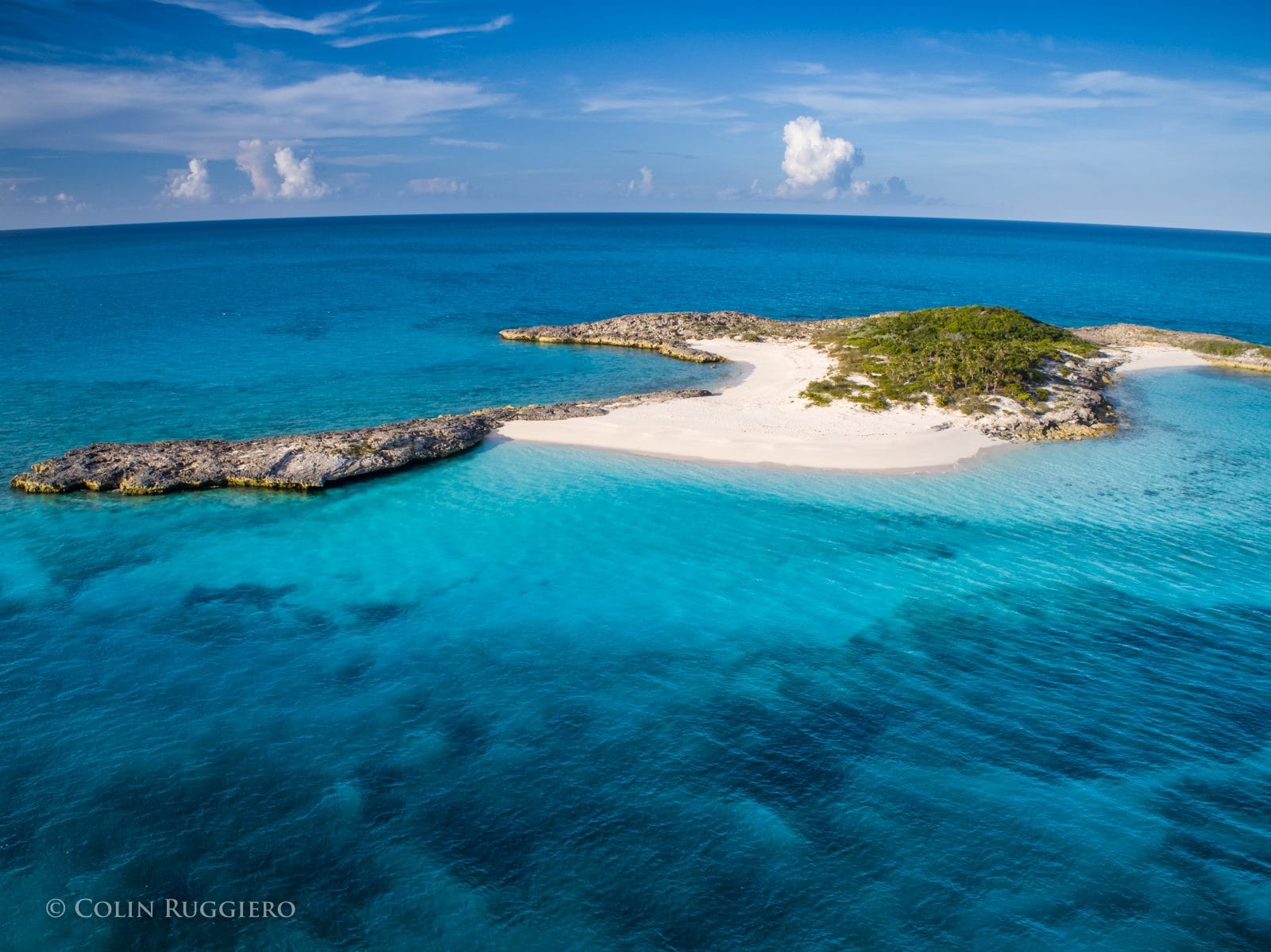 Paradise found in the Exumas | Credit: Colin Ruggiero