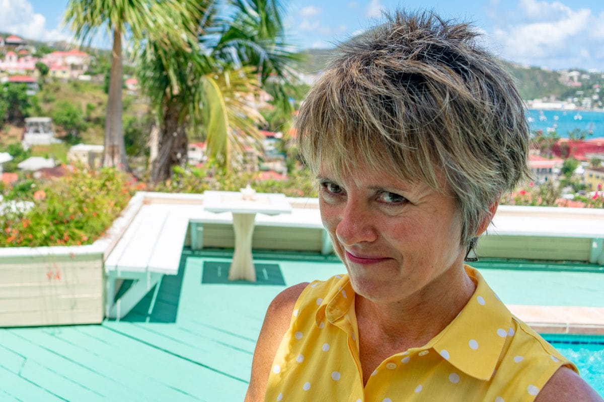 Wendy Snodgrass, the woman behind all the magic of Bellavista Bed & Breakfast, St. Thomas | SBPR