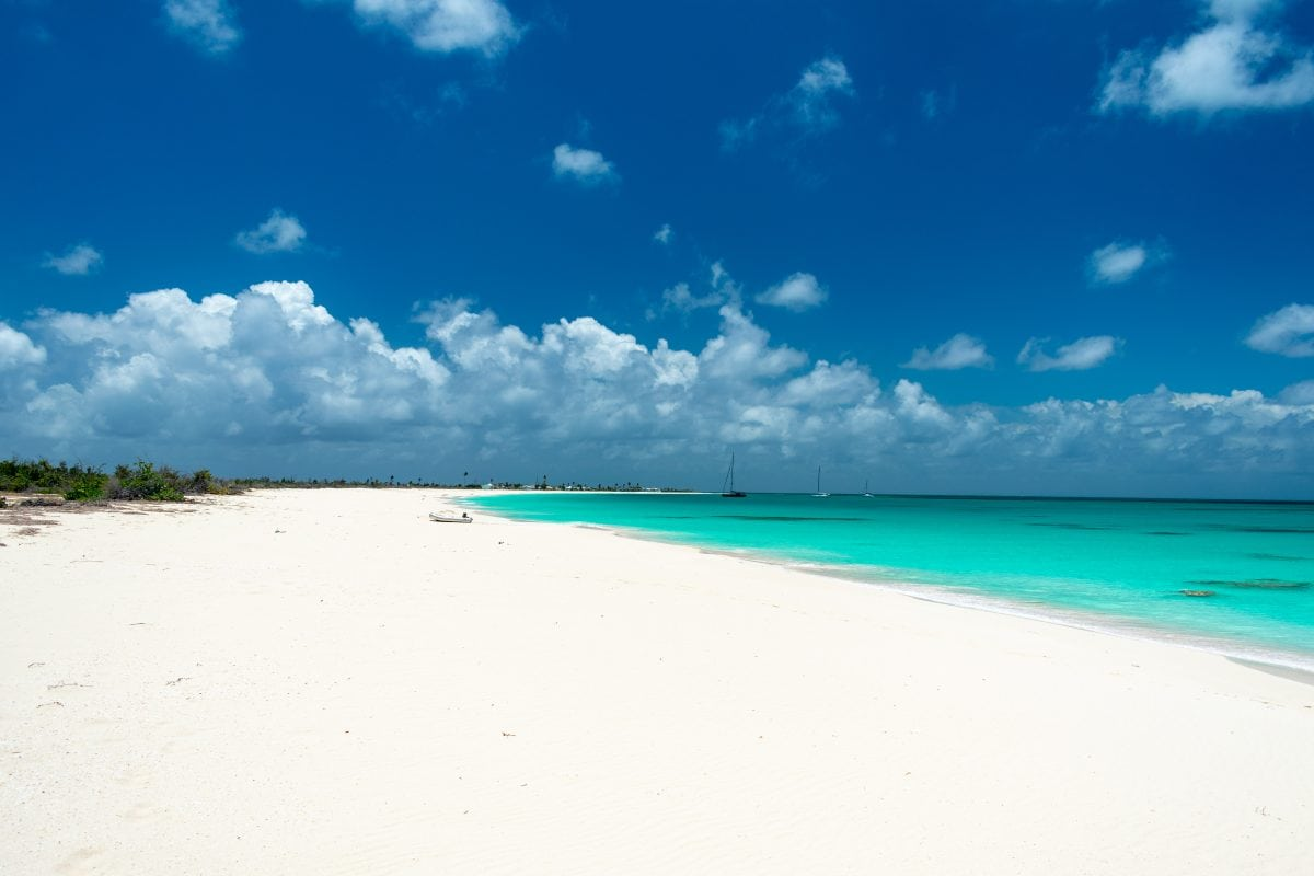 Enjoy having all this all to yourself while you can in Barbuda | SBPR