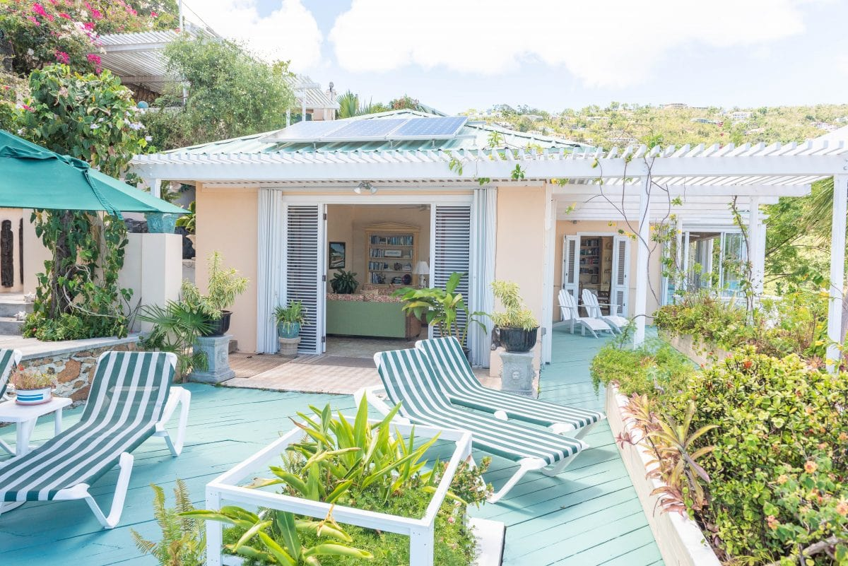 Bellavista Bed & Breakfast, St. Thomas | SBPR