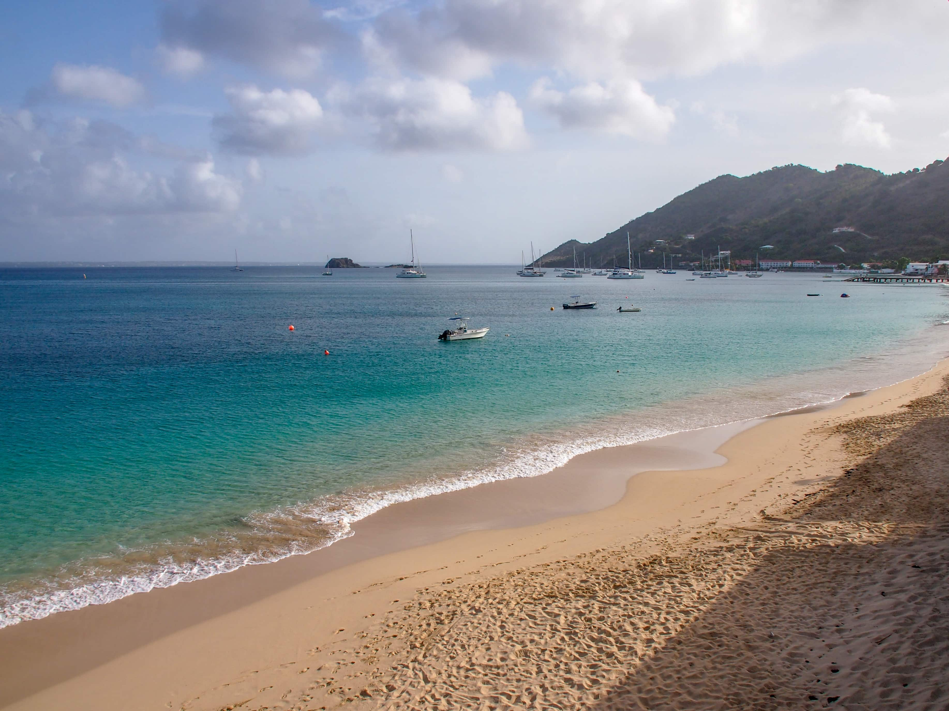 Morning, Grand Case Beach, St. Martin | SBPR