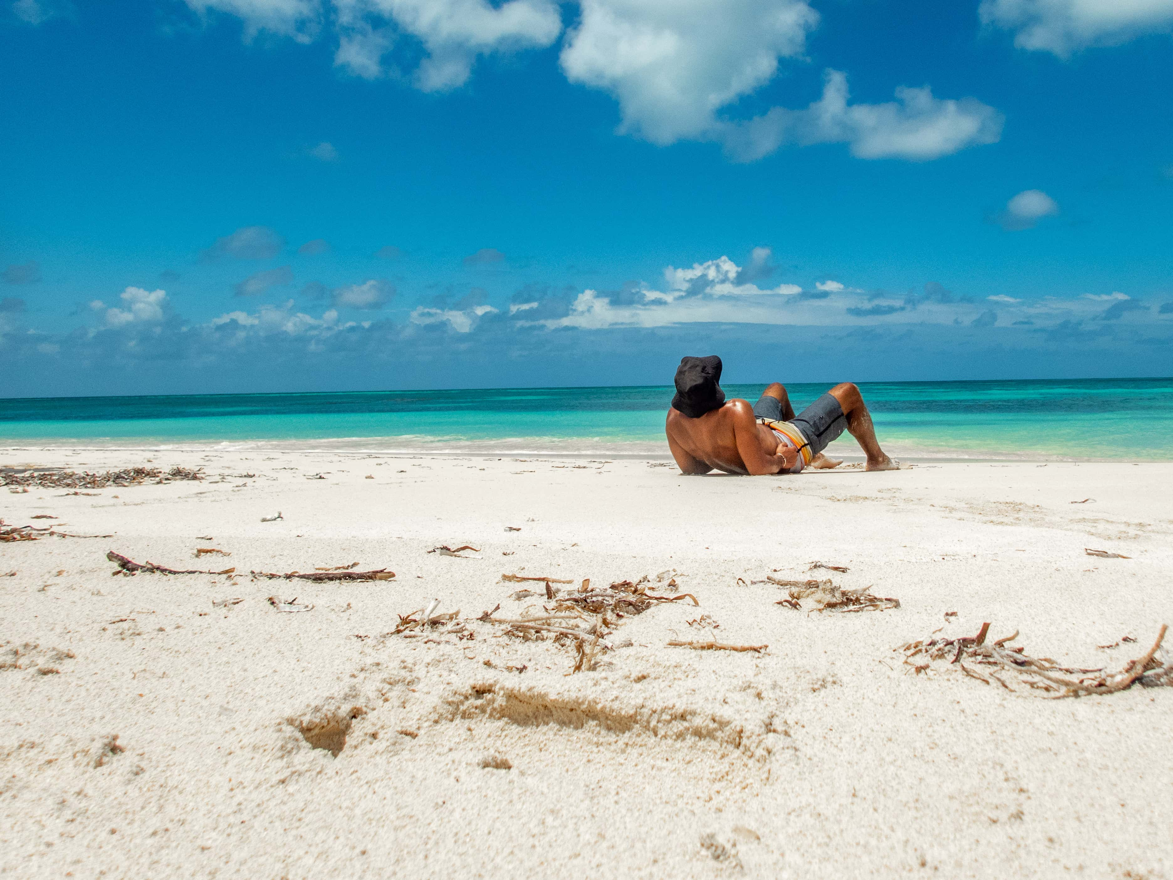 Basking in Barbuda | SBPR