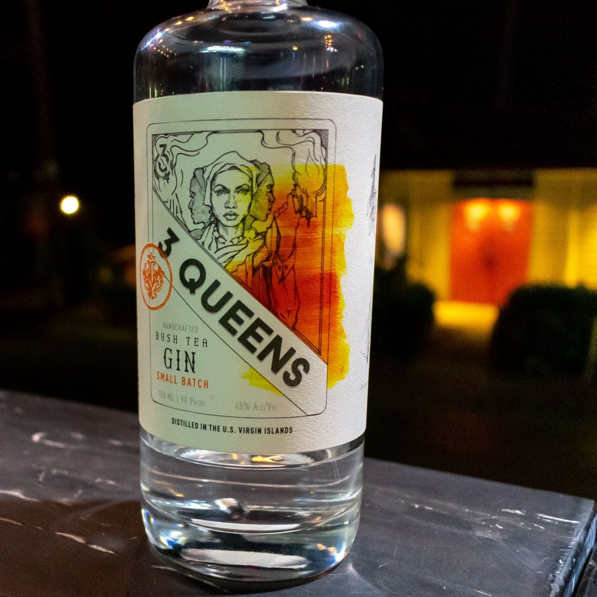 USVI's own 3 Queens Gin | SBPR