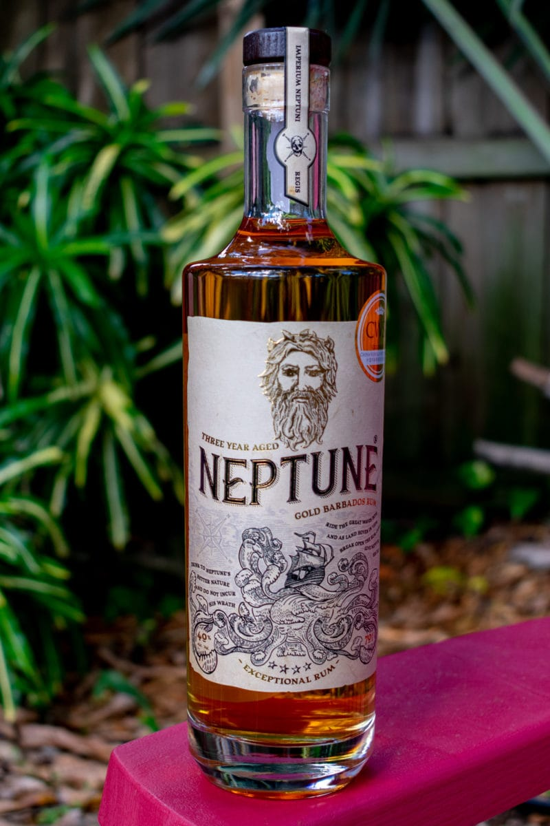 Best of 2018 – Neptune Rum Three Year Aged Gold from Barbados Rum | SBPR