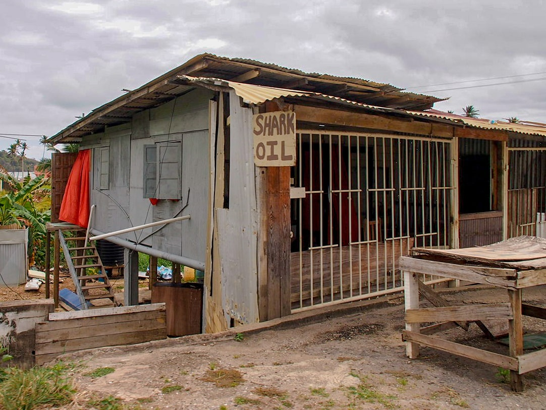 Shark Oil Shops, Trinidad | SBPR
