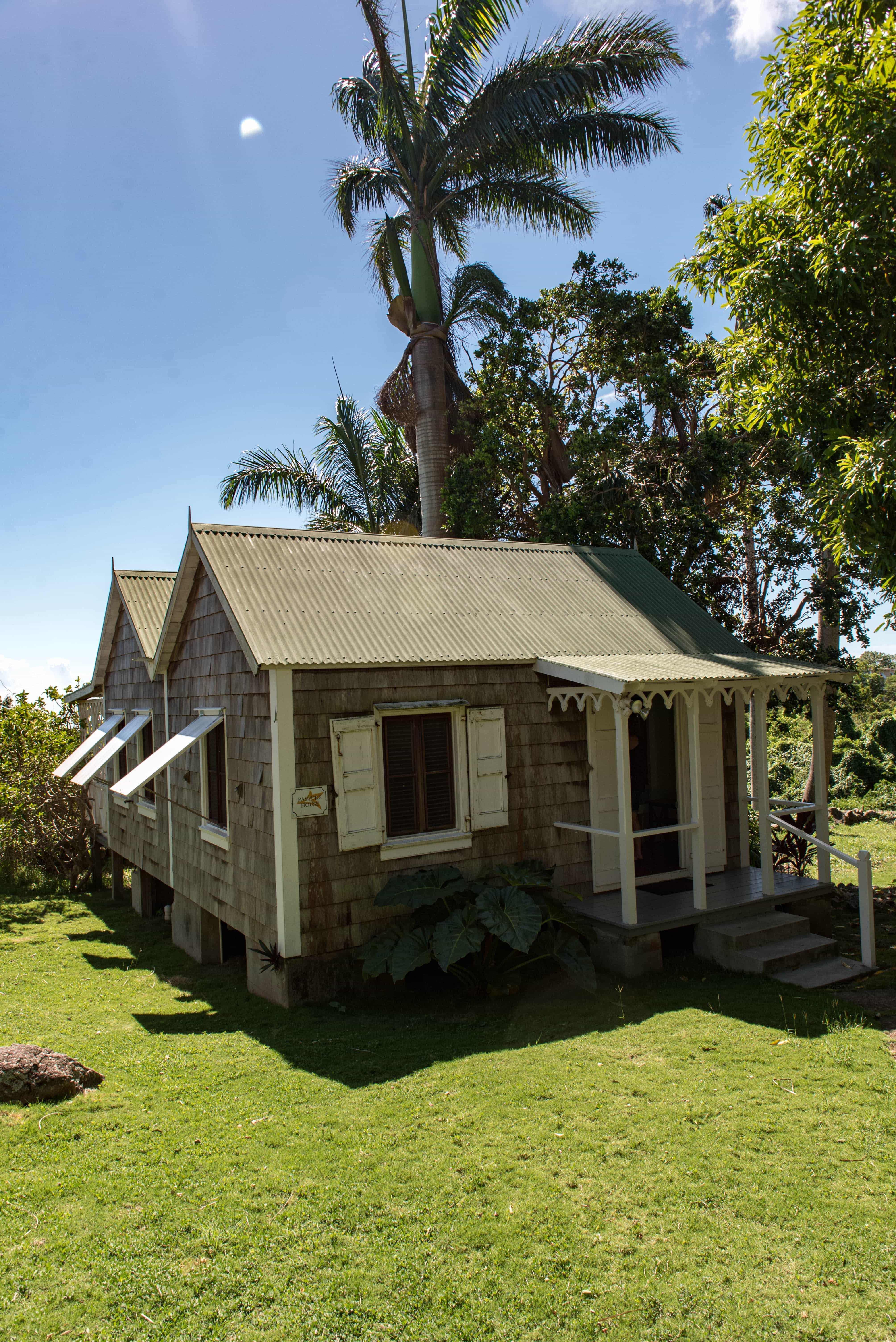 Each cottage is a tiny time machine to escape to a world without technological distractions.