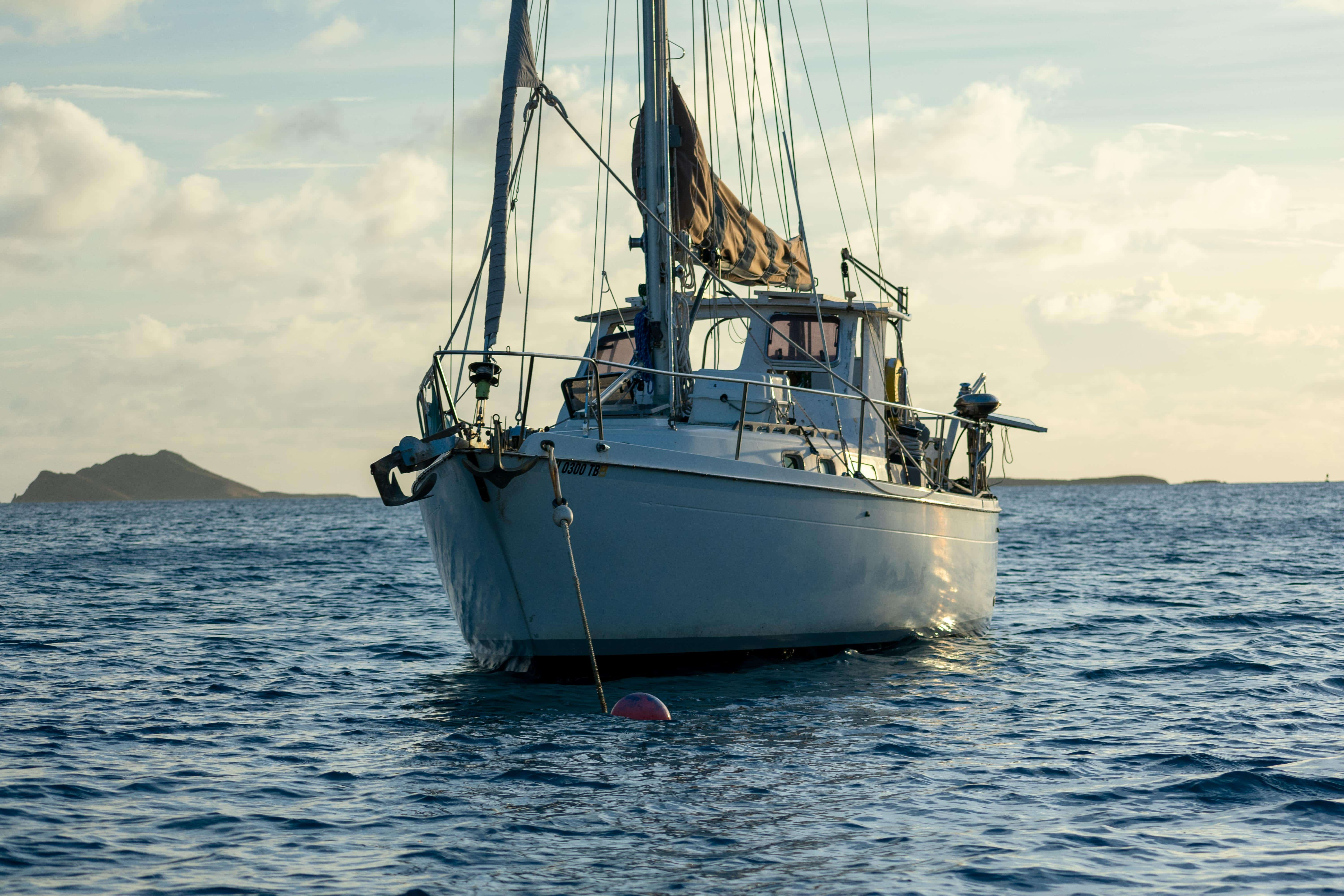 Sailboat Stays Across The Caribbean | SBPR