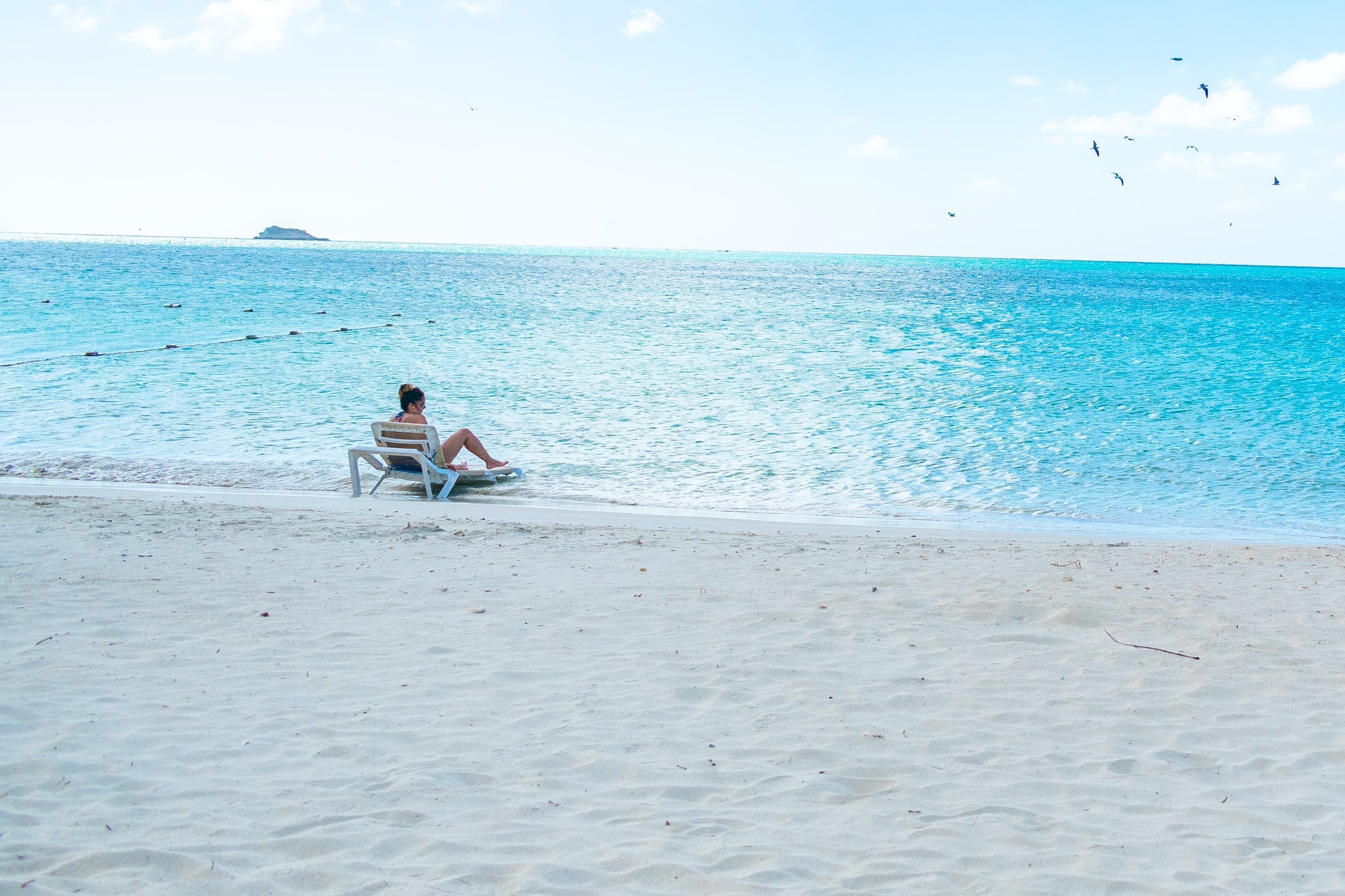 Down By The Sea At Dickenson Bay, Antigua | SBPR