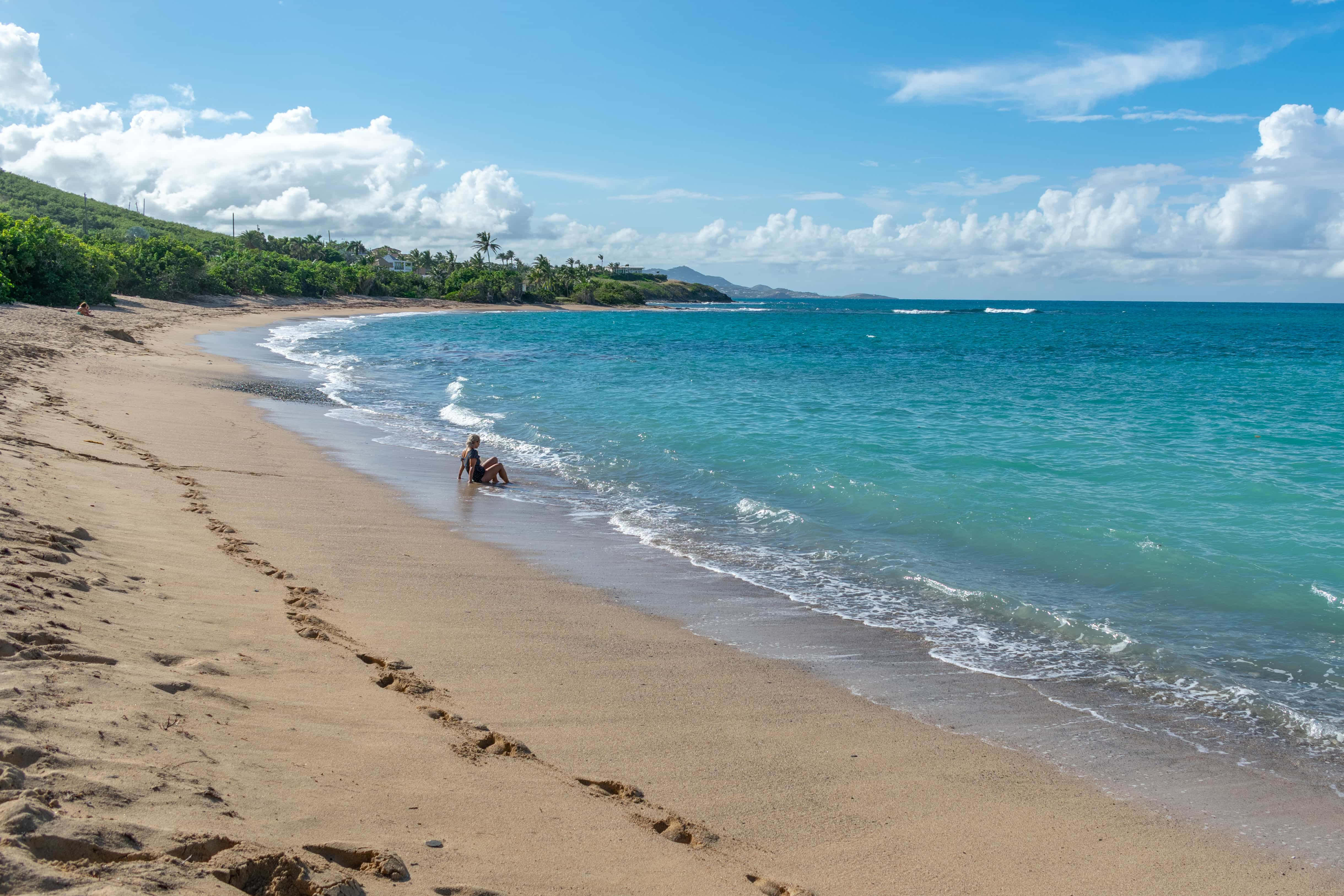 Seashore at Shoys Beach, St. Croix | SBPR