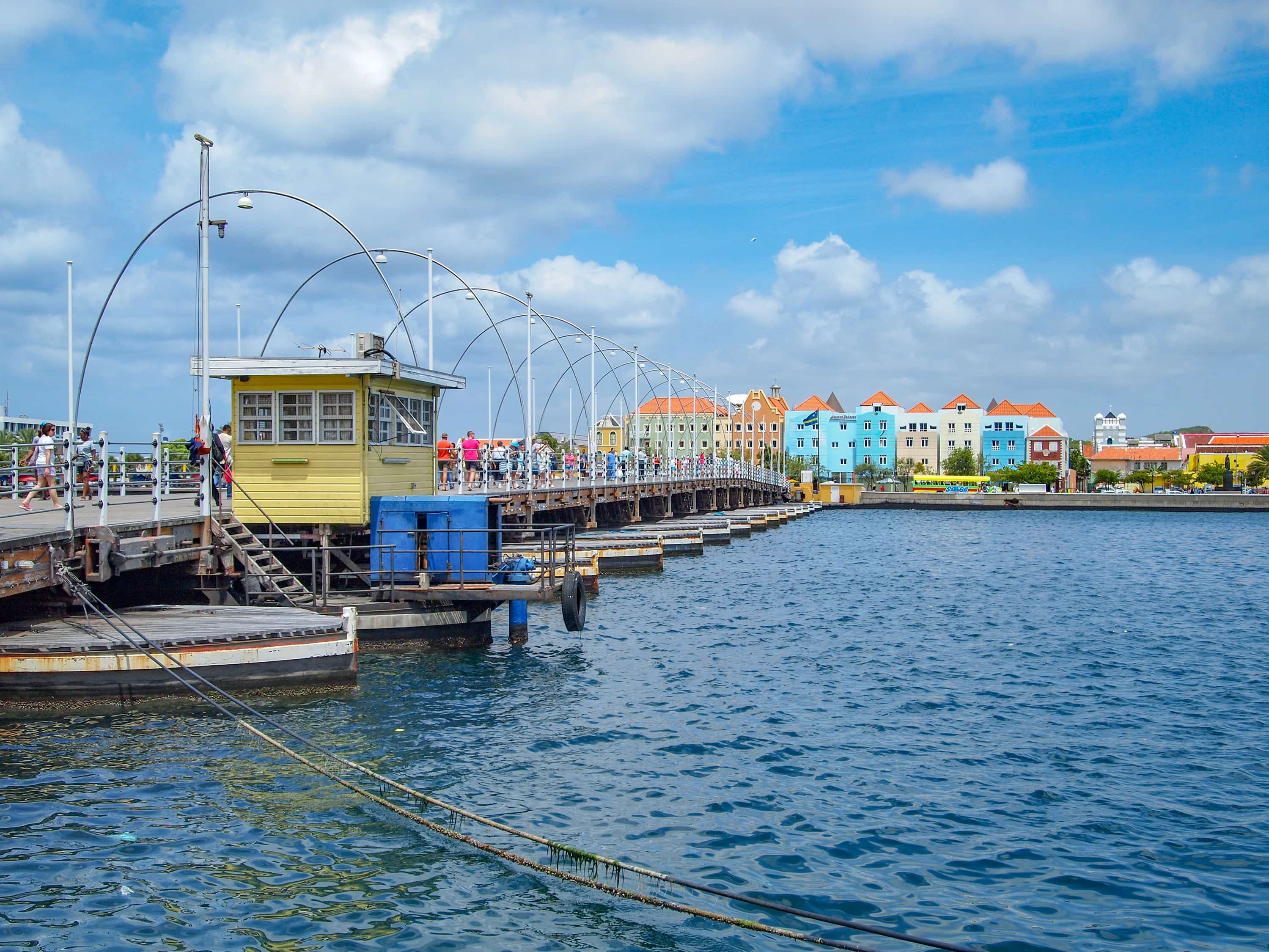 Willemstad, home to the Pietermaai District, Curacao | SBPR