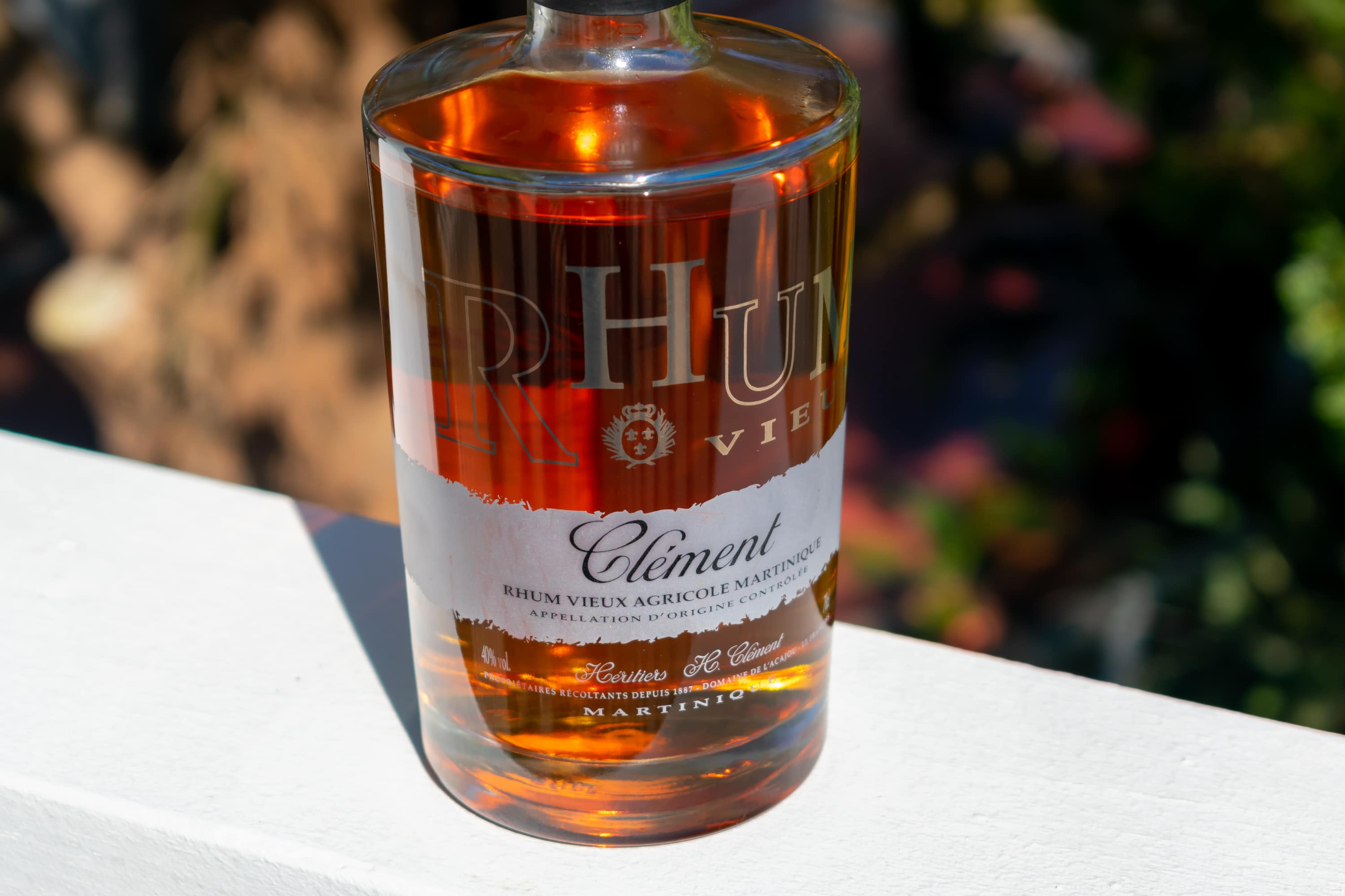 Rhum Clement Cuvee Festive from Martinique | SBPR