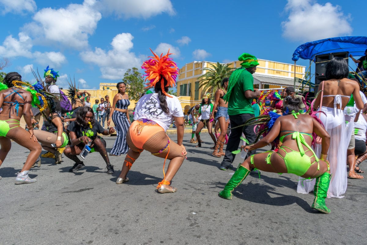 Wurk it up for St. Croix St. Patrick's Day Parade | SBPR