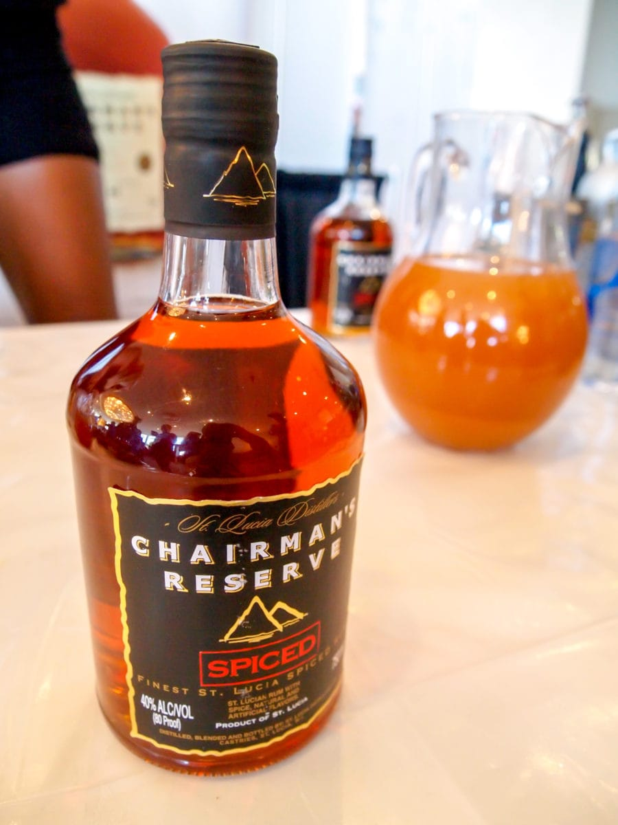 Sex in a bottle – Chairman's Spiced Rum | SBPR