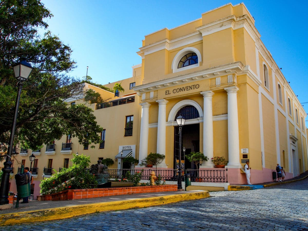 Federico's rum bar, Caña, was based in Hotel El Convento in Old San Juan | SBPR