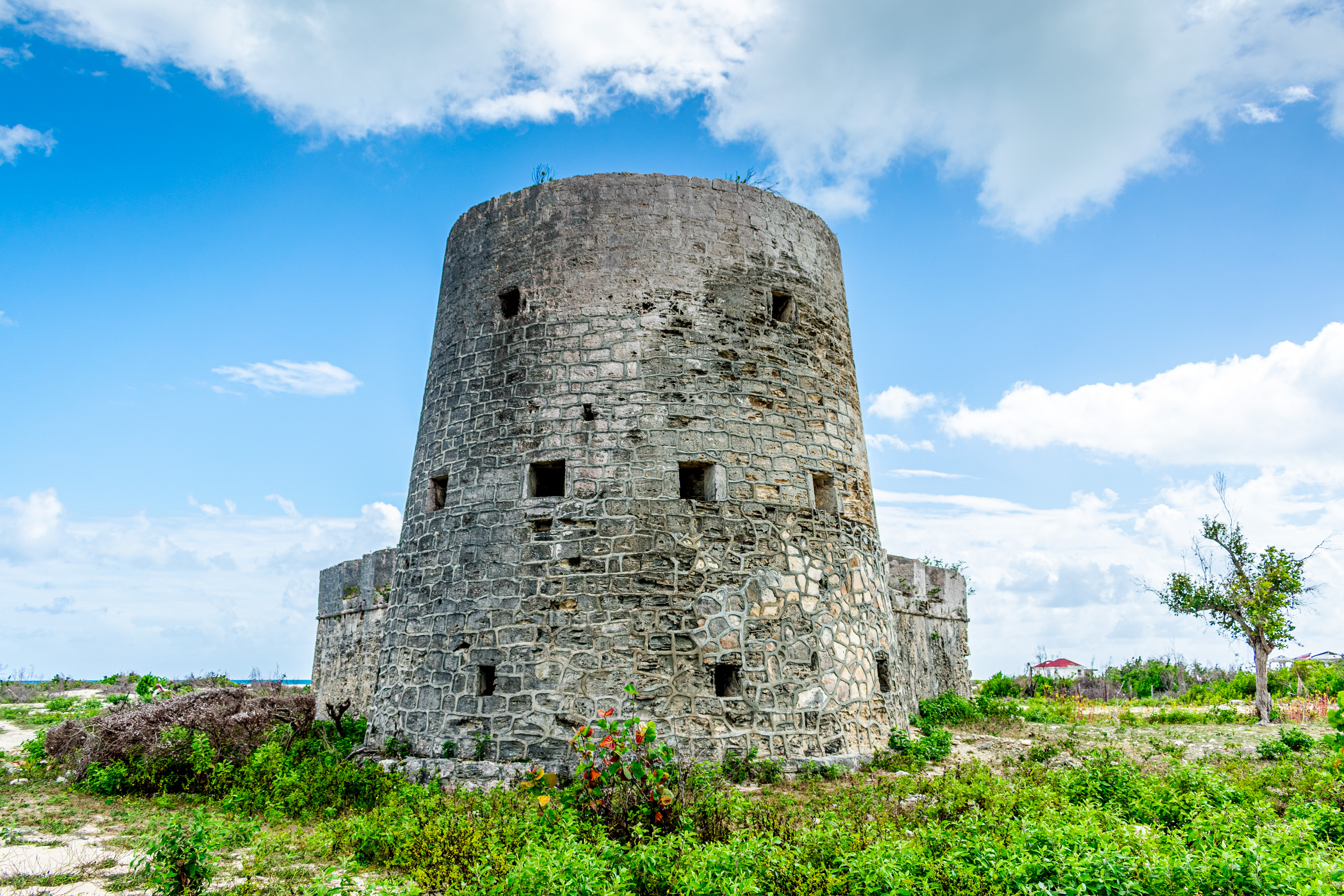 Martello Tower, Barbuda