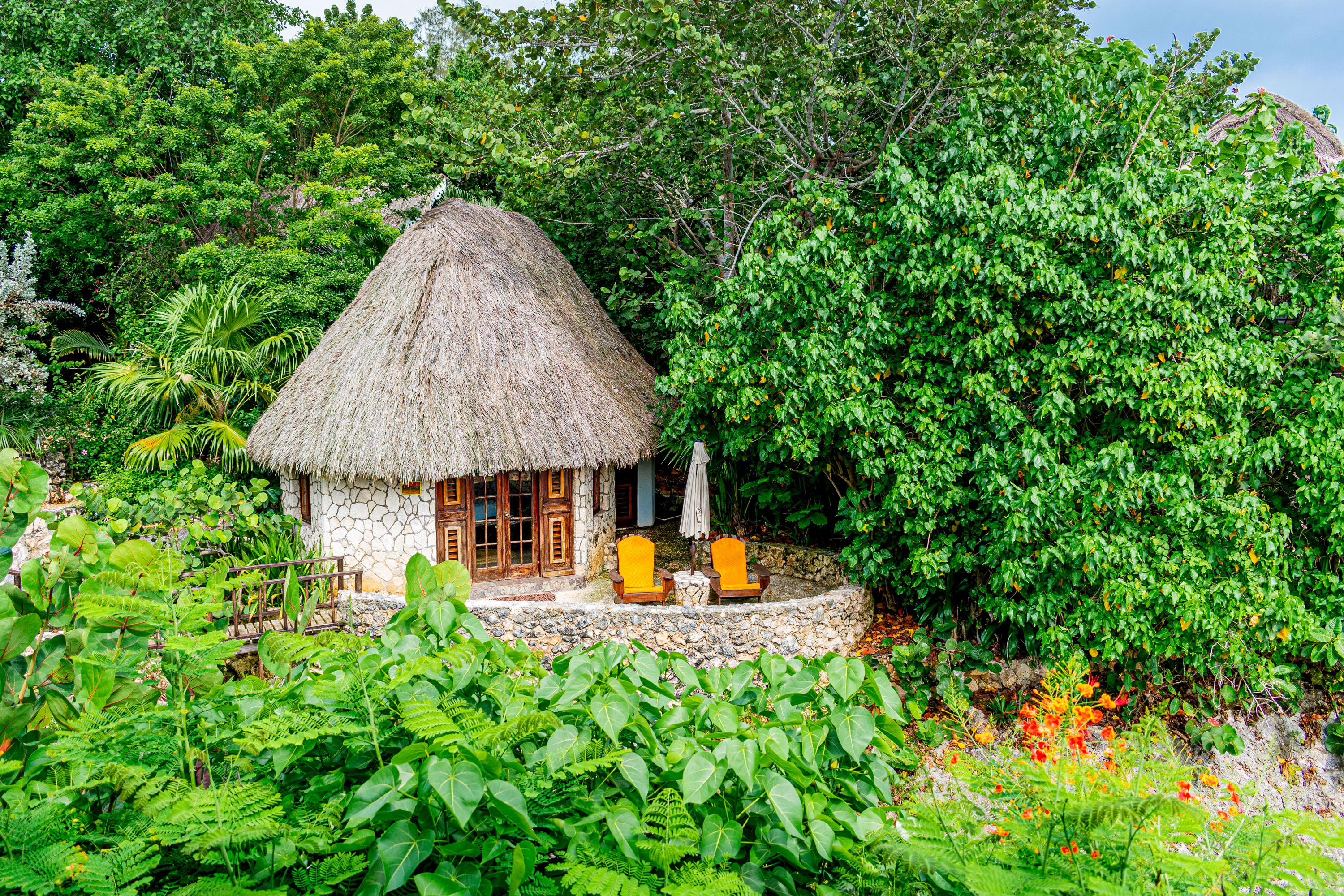 Cove Cottage at Tensing Pen in Negril, Jamaica