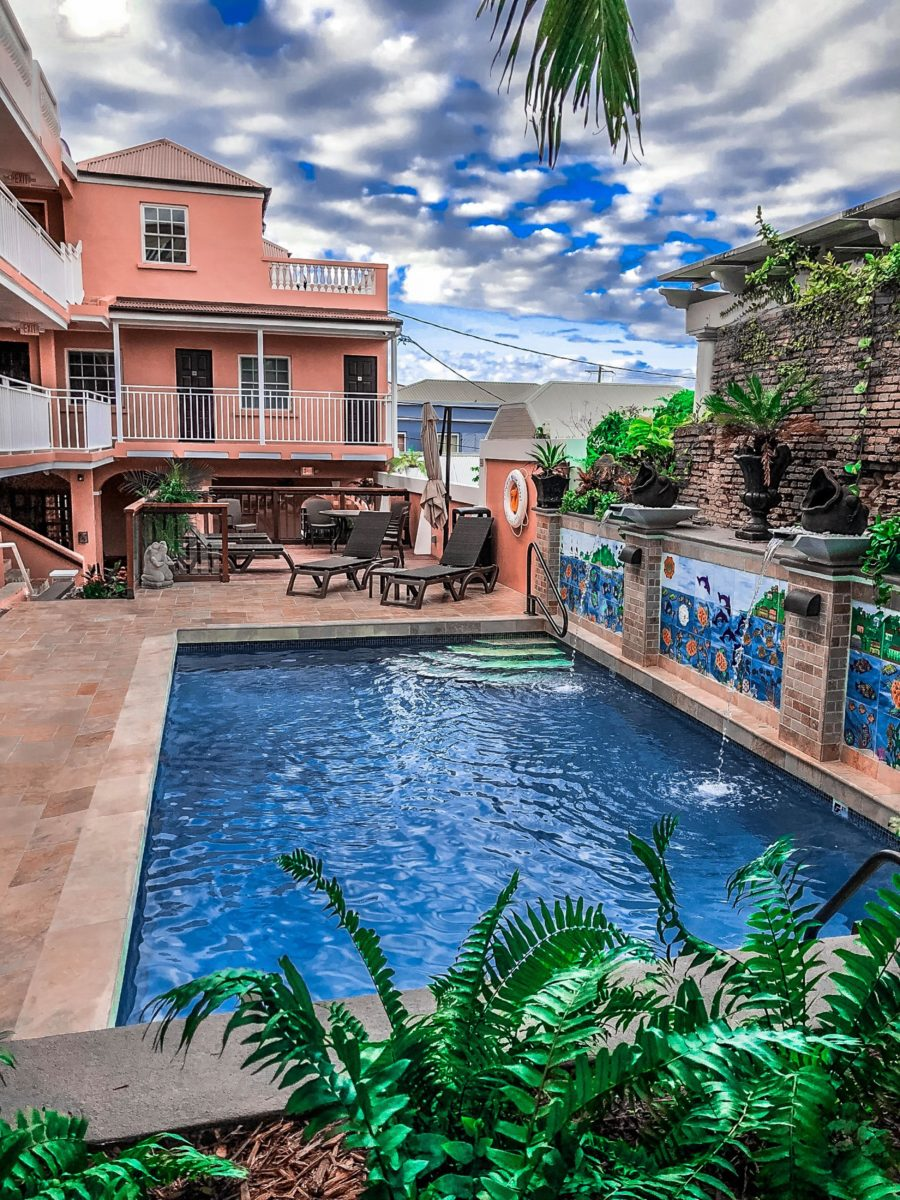 Company House Hotel Pool – Enchanted grotto