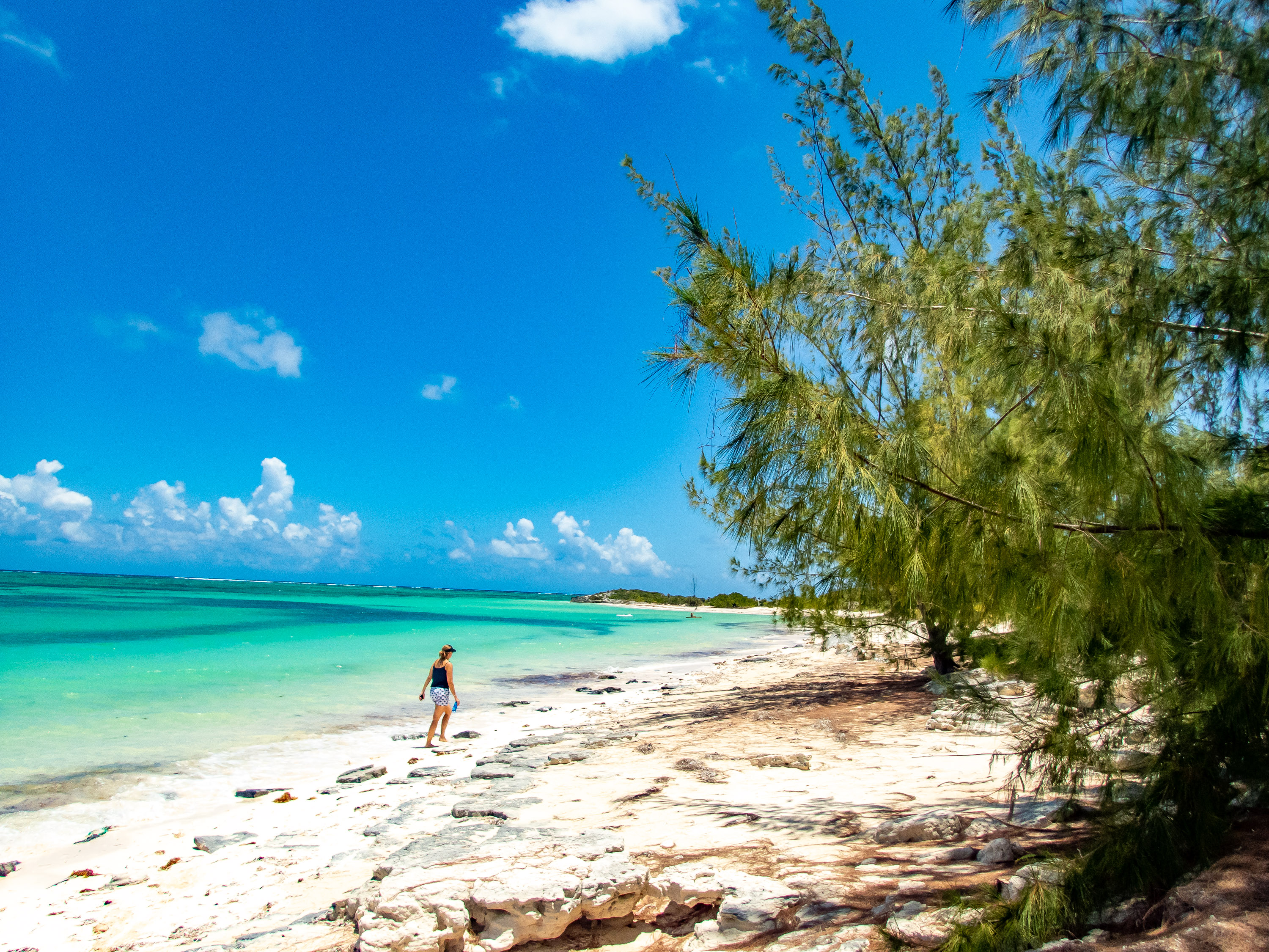 Unspoiled Turks and Caicos