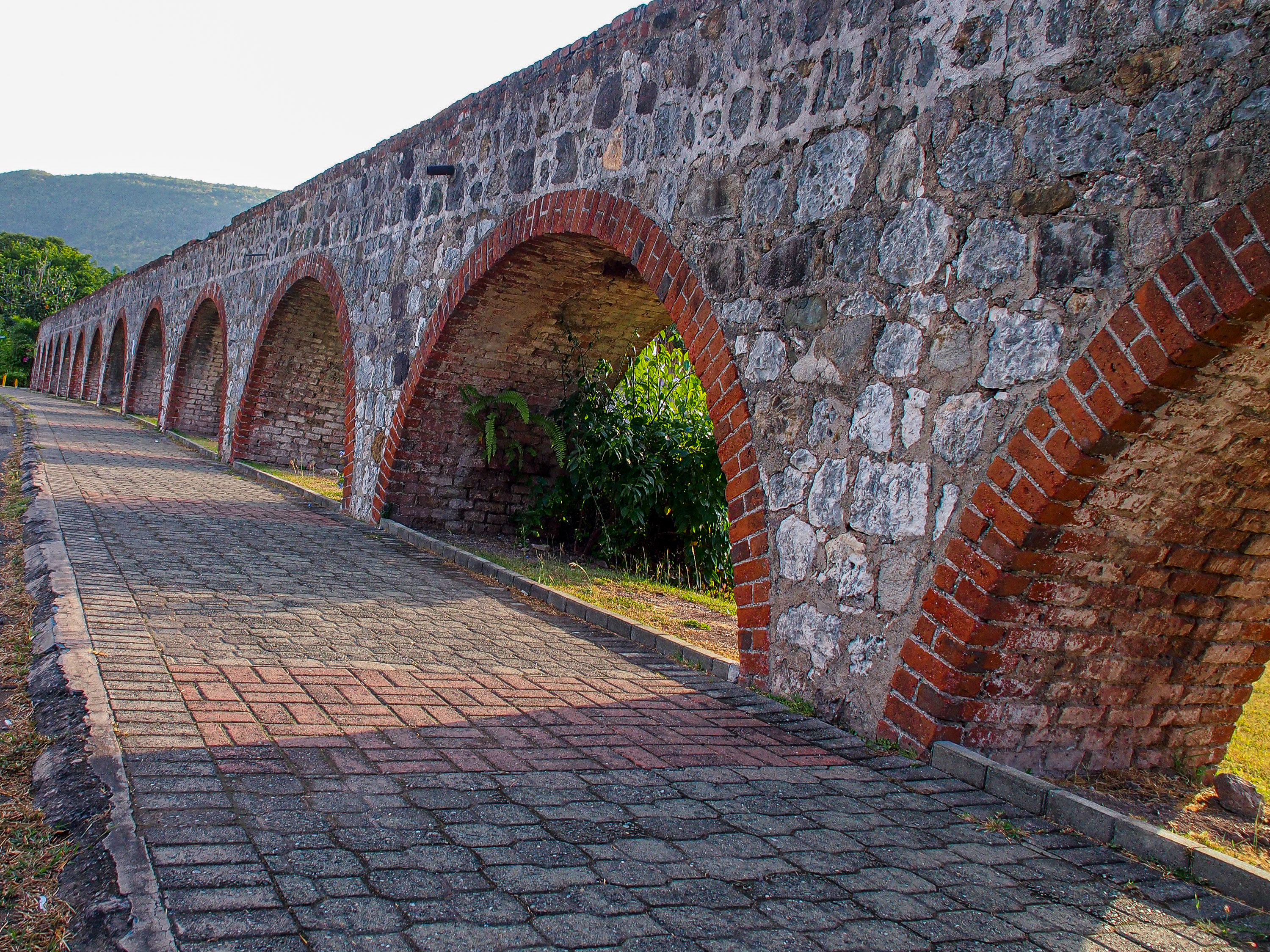 Papine-Mona Aqueduct, University of the West Indies
