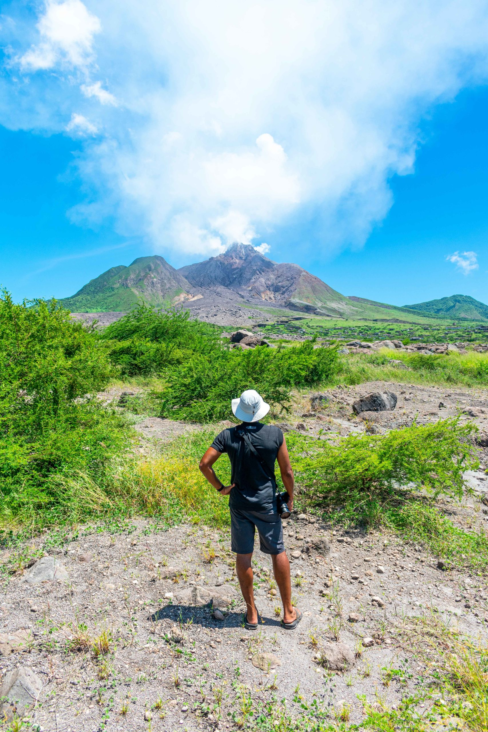 volcano travel made safe in Montserrat