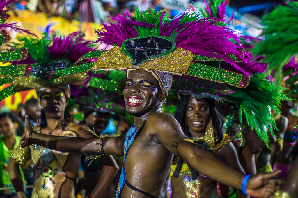 Travel to Haiti Carnival 2020
