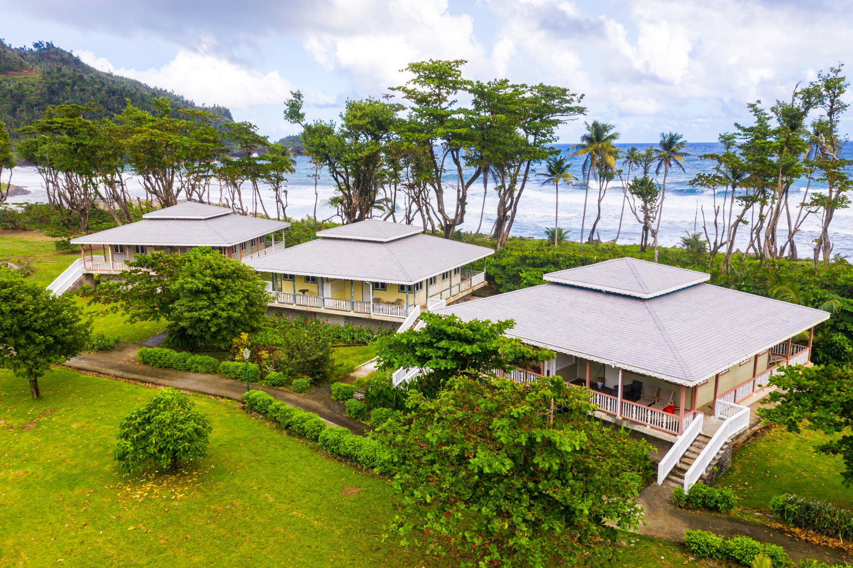 Rosalie Bay Eco Resort and Spa Reopens in Dominica