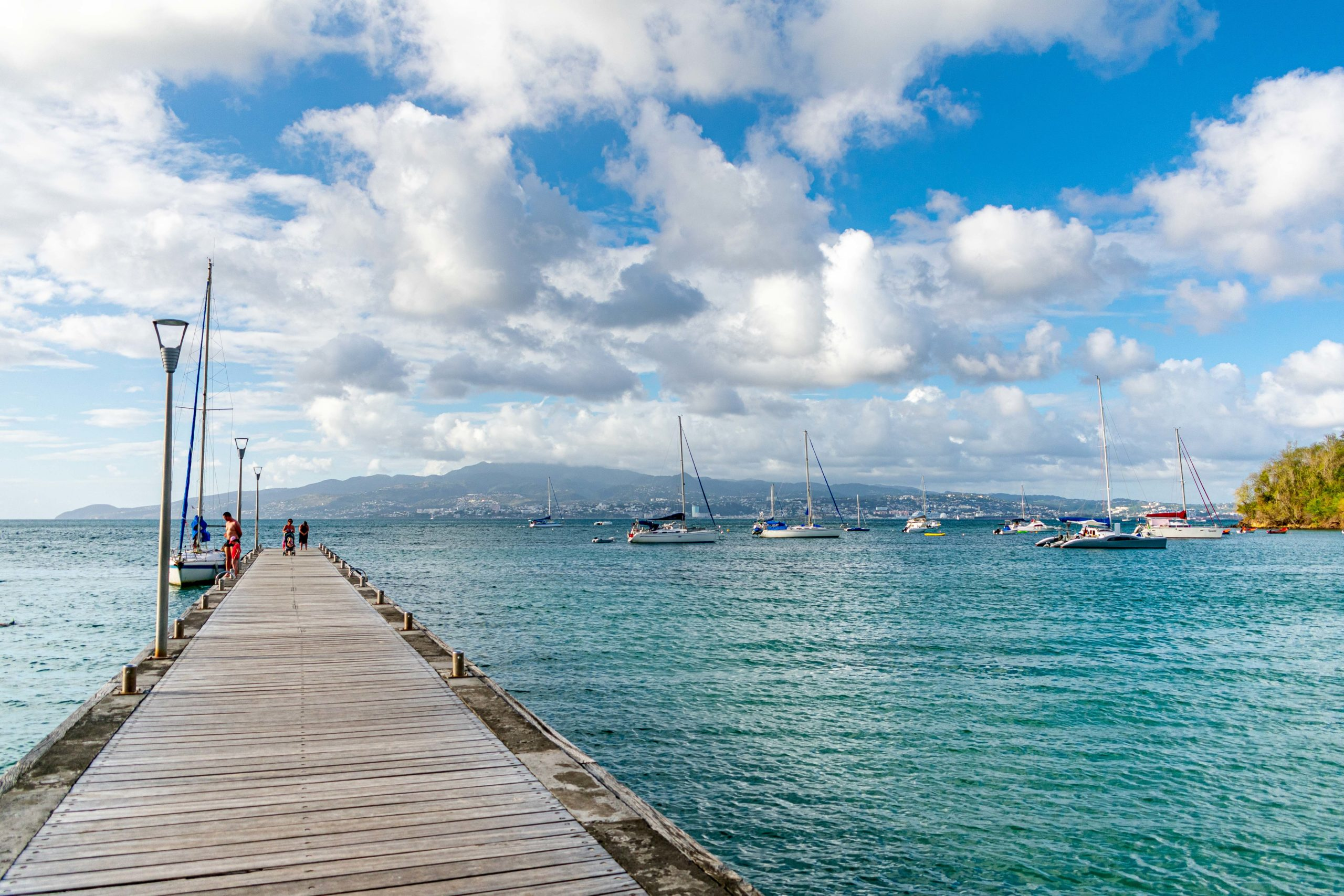 Martinique Jetties and Piers